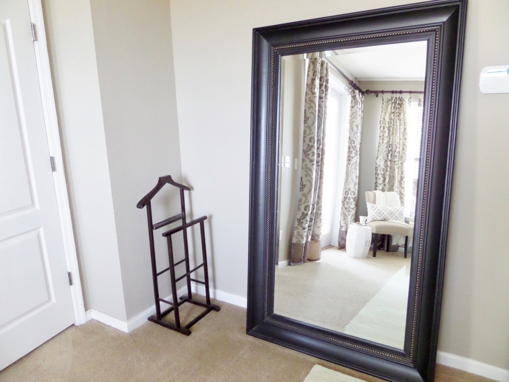 Large Leaning Mirror Ideas For A Bedroom Dining Room with regard to Leaning Mirrors (Image 20 of 30)