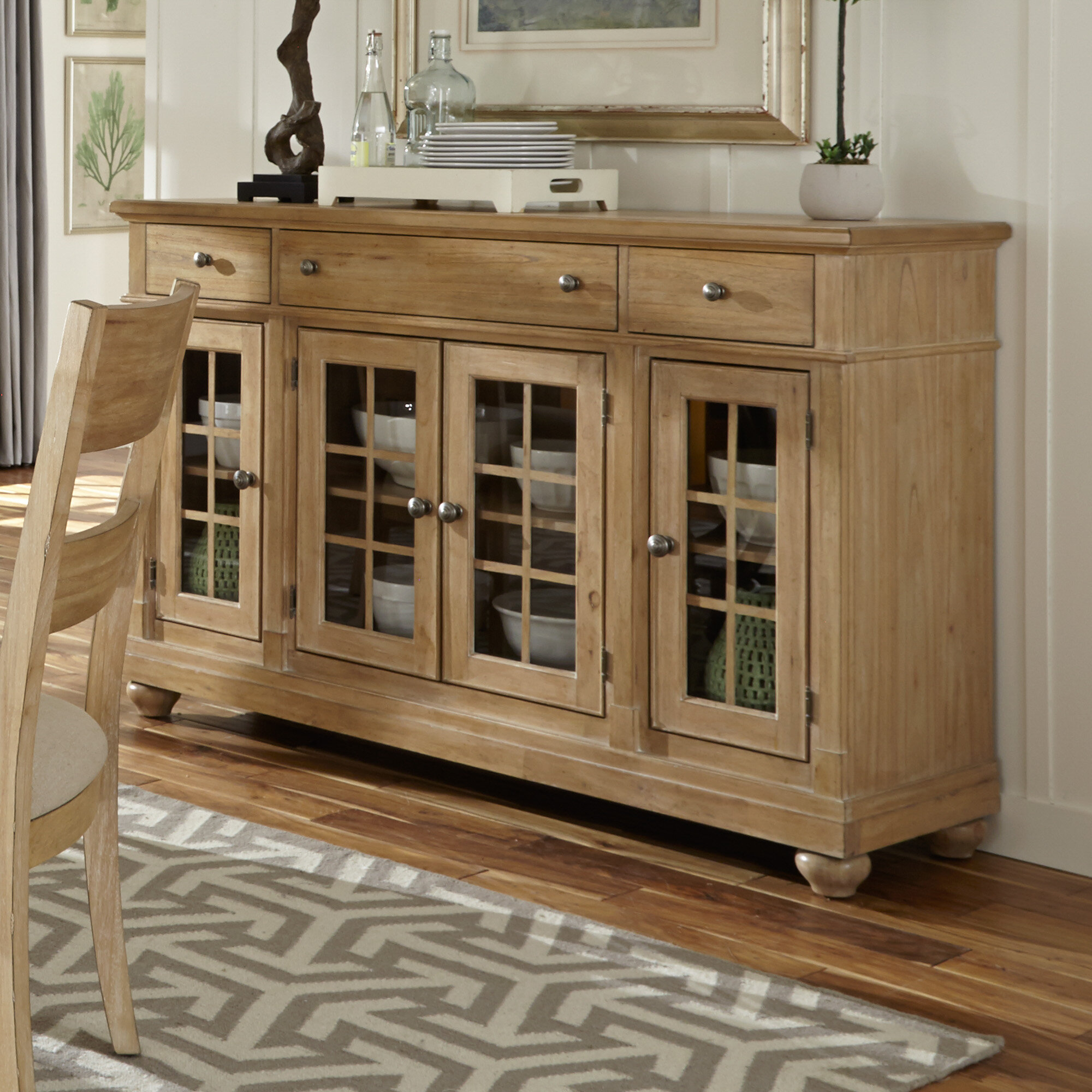 Lark Manor Saguenay Sideboard intended for Saguenay Sideboards (Image 12 of 30)