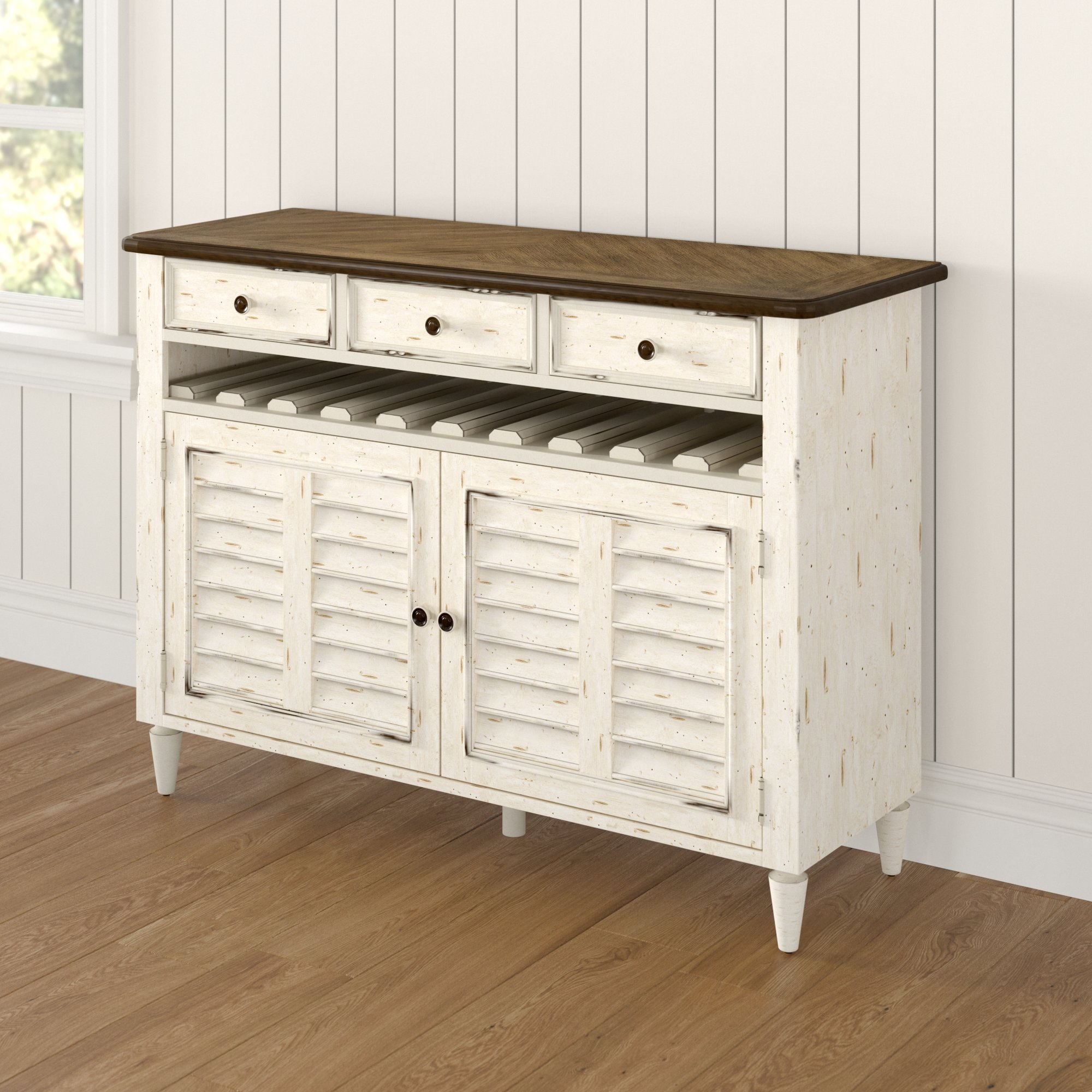 Lark Manor Saguenay Sideboard | Wayfair.ca for Saguenay Sideboards (Image 14 of 30)