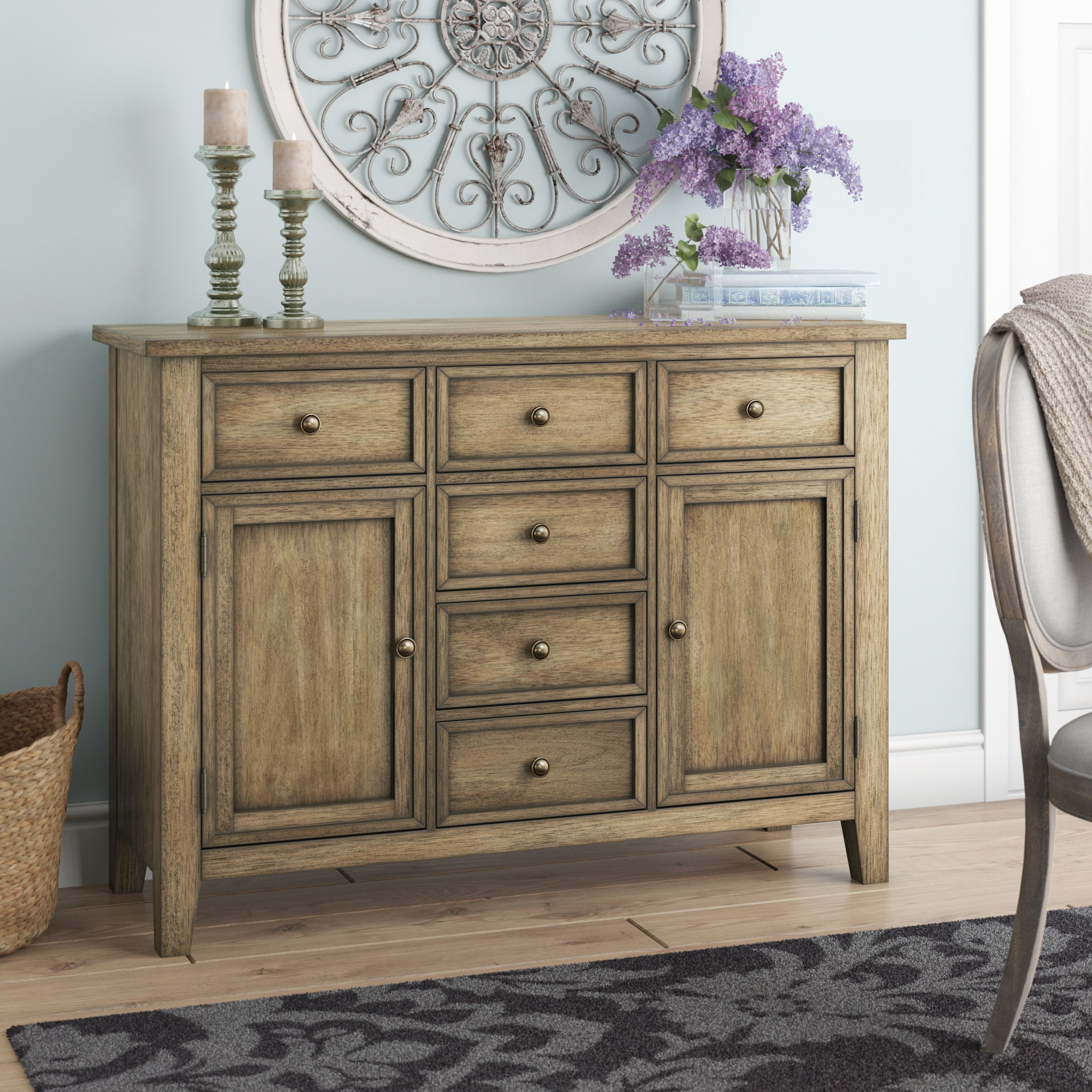 Lark Manor Saguenay Sideboard | Wayfair.ca with regard to Saguenay Sideboards (Image 15 of 30)