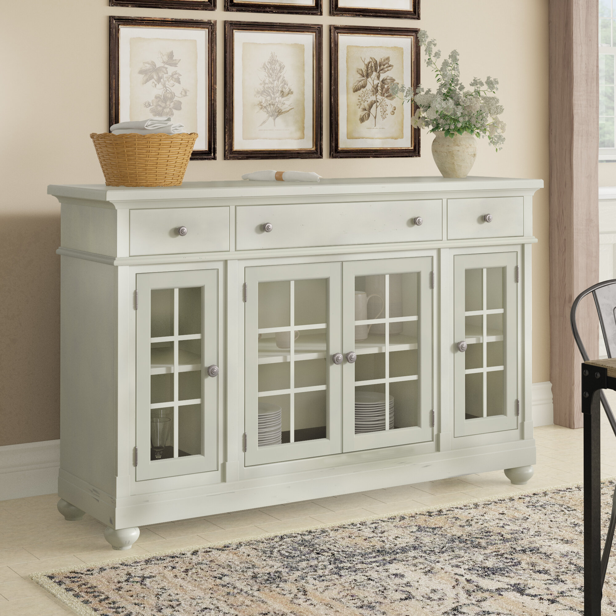 Lark Manor Saguenay Sideboard with Saguenay Sideboards (Image 13 of 30)