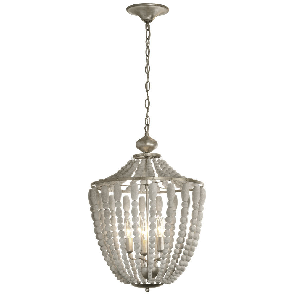 Laura 5-Light Lantern Urn Pendant inside Spokane 1-Light Single Urn Pendants (Image 21 of 30)