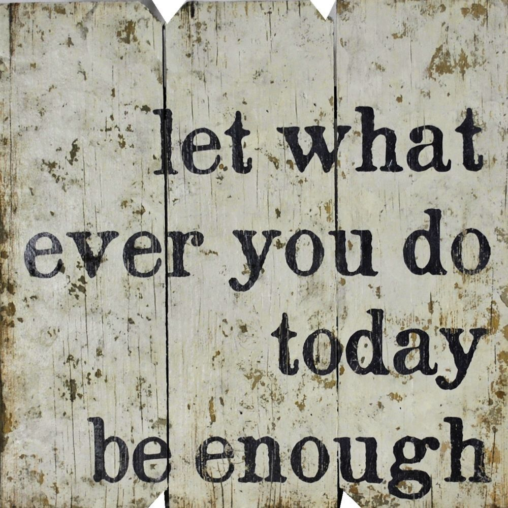 Let Whatever You Do Today Me Enough Wall Décor | Products With Wonderful World Wall Decor By Latitude Run (View 22 of 30)