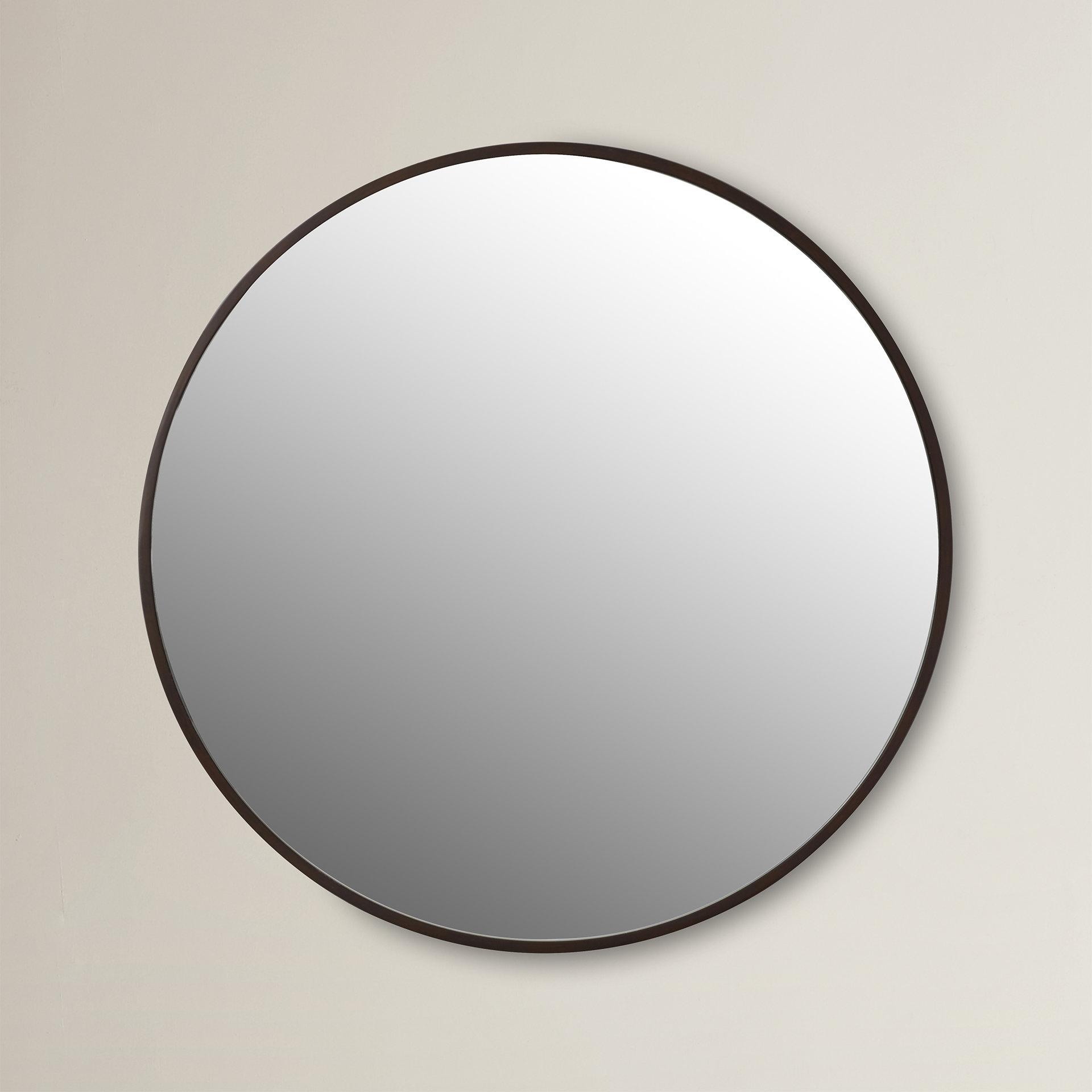 Levan Modern & Contemporary Accent Mirror intended for Colton Modern & Contemporary Wall Mirrors (Image 21 of 30)