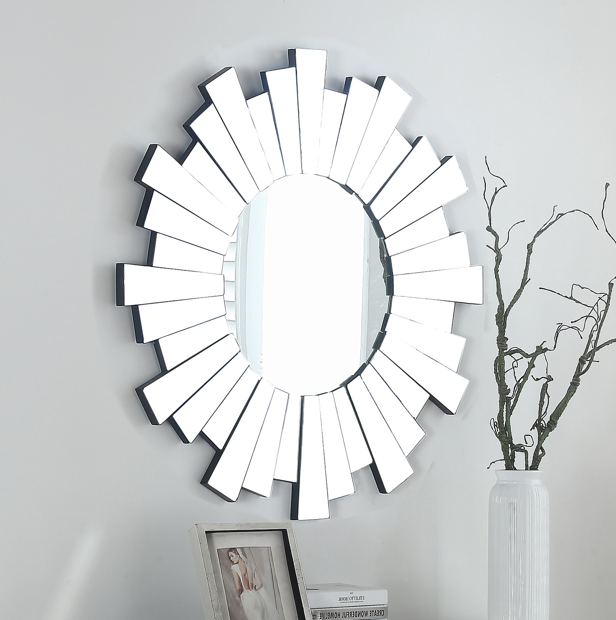 Levita Glam Beveled Accent Mirror For Glam Beveled Accent Mirrors (View 4 of 30)