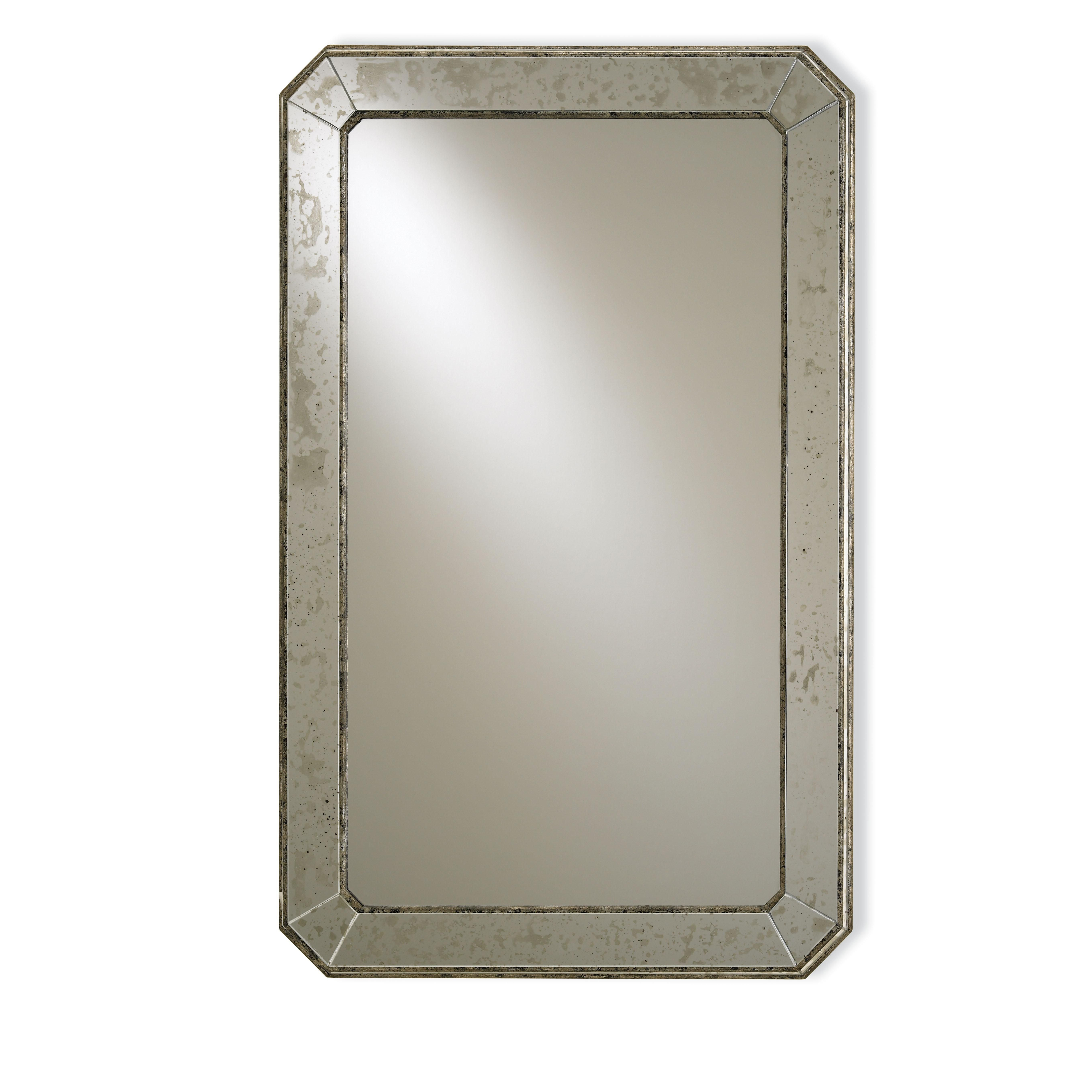 Like The Frame On This Mirror For Master Bath Currey Pertaining To Maude Accent Mirrors (View 14 of 30)