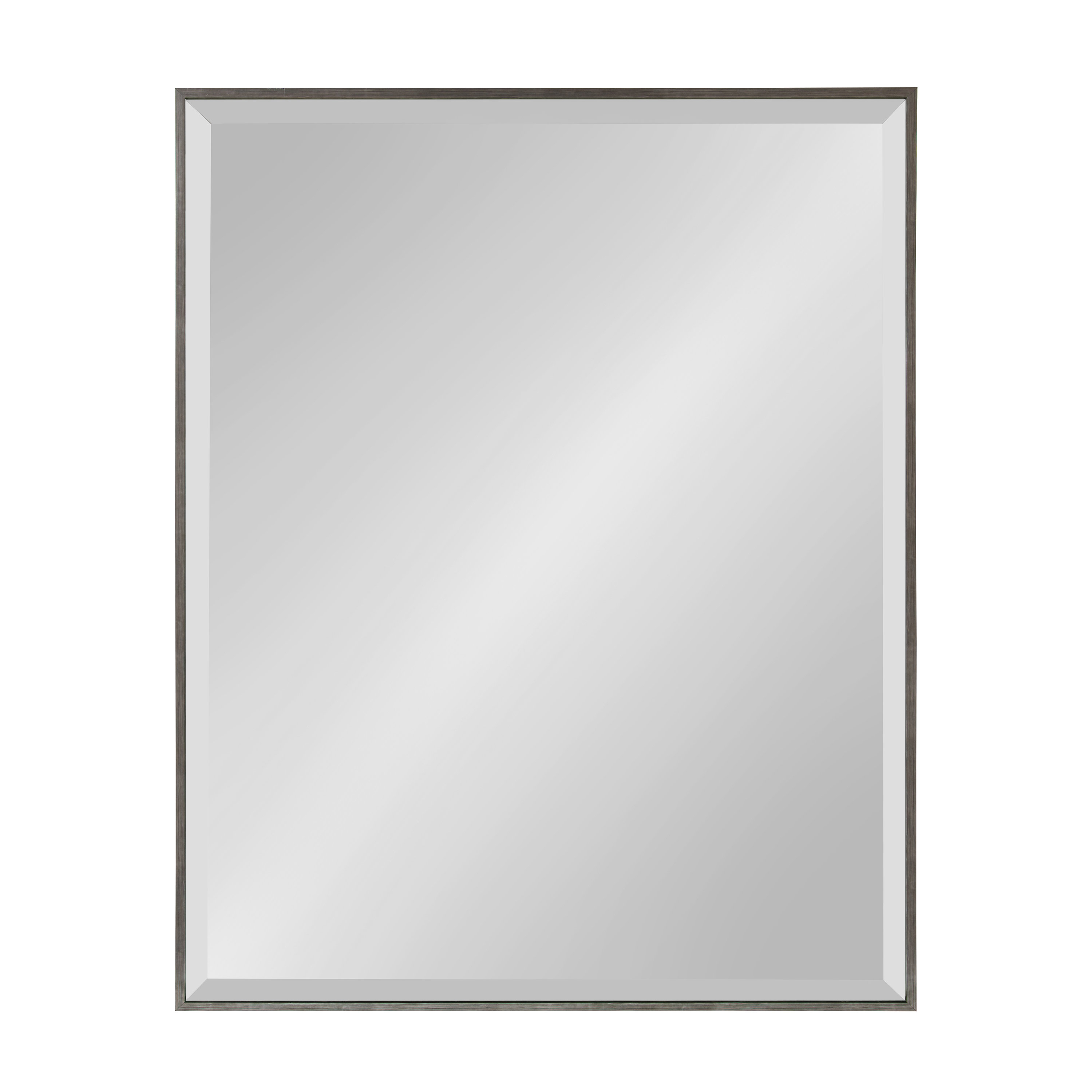 Logsdon Traditional Beveled Accent Mirror With Regard To Glam Beveled Accent Mirrors (View 19 of 30)