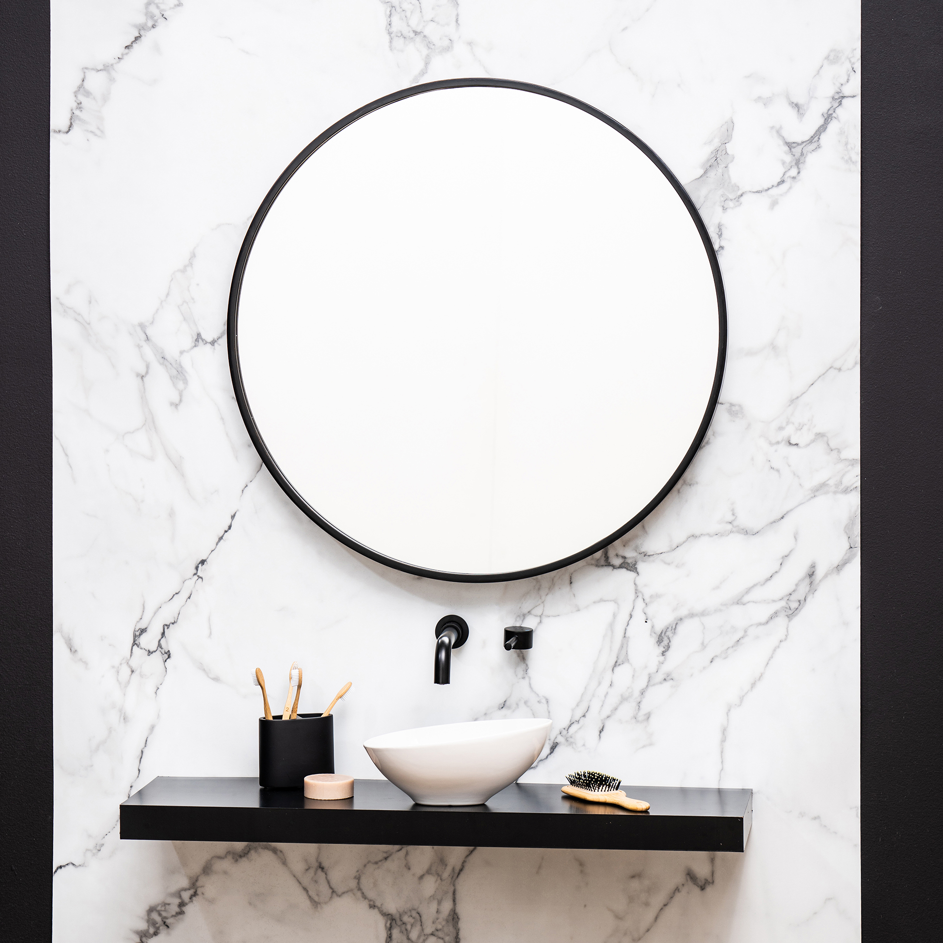 Luna Wall Mirror Pertaining To Luna Accent Mirrors (View 10 of 30)