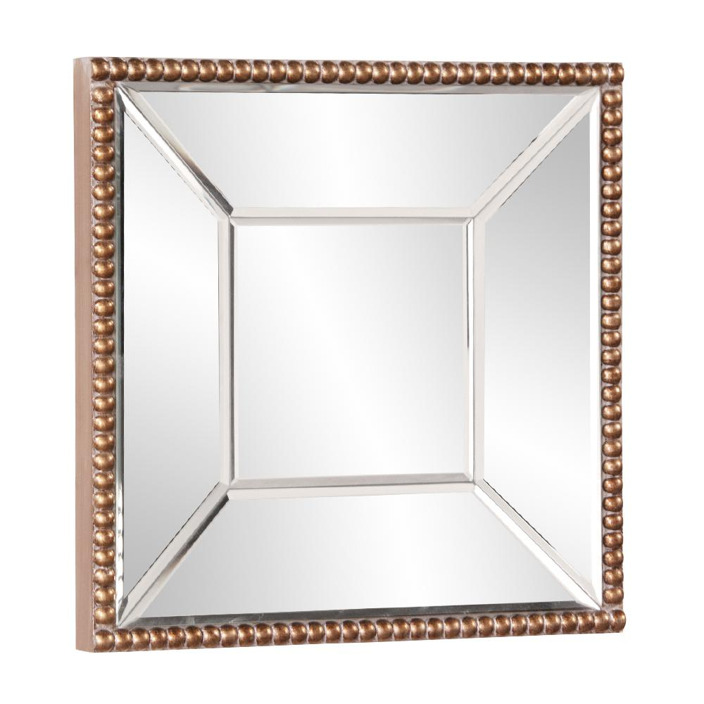 Lydia Square Mirror 99076 – The Home Depot Inside Lidya Frameless Beveled Wall Mirrors (View 8 of 30)