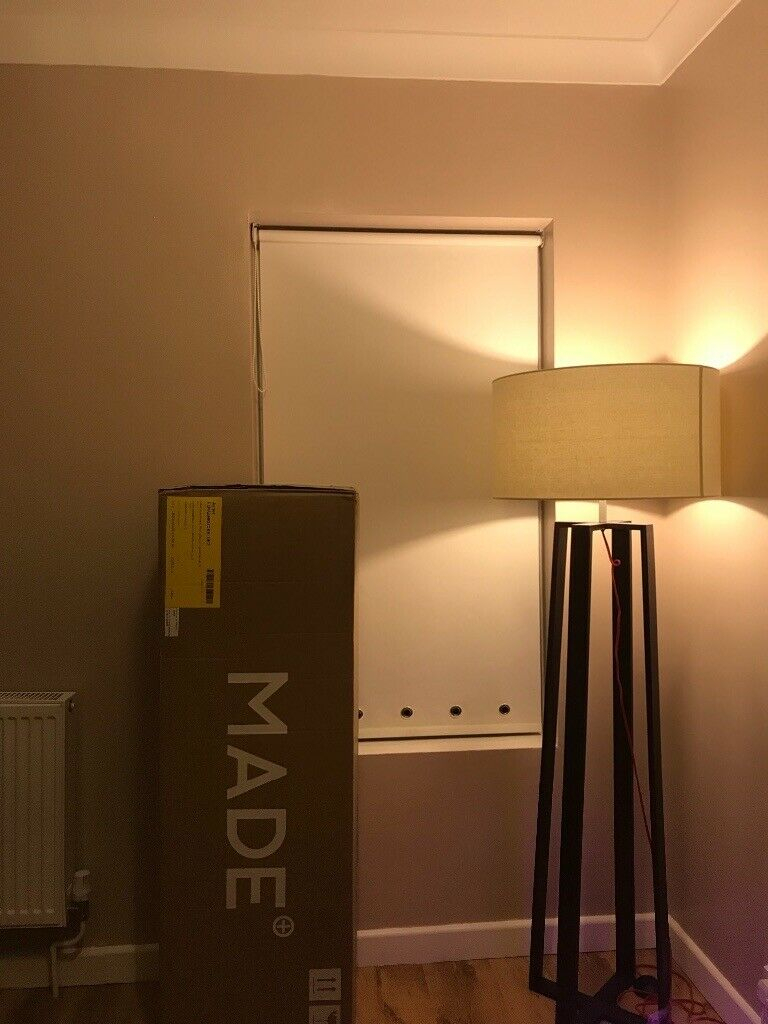 Made Com Wooden Floor Lamp Asher | In Croydon, London | Gumtree intended for Asher 12-Light Sputnik Chandeliers (Image 19 of 30)