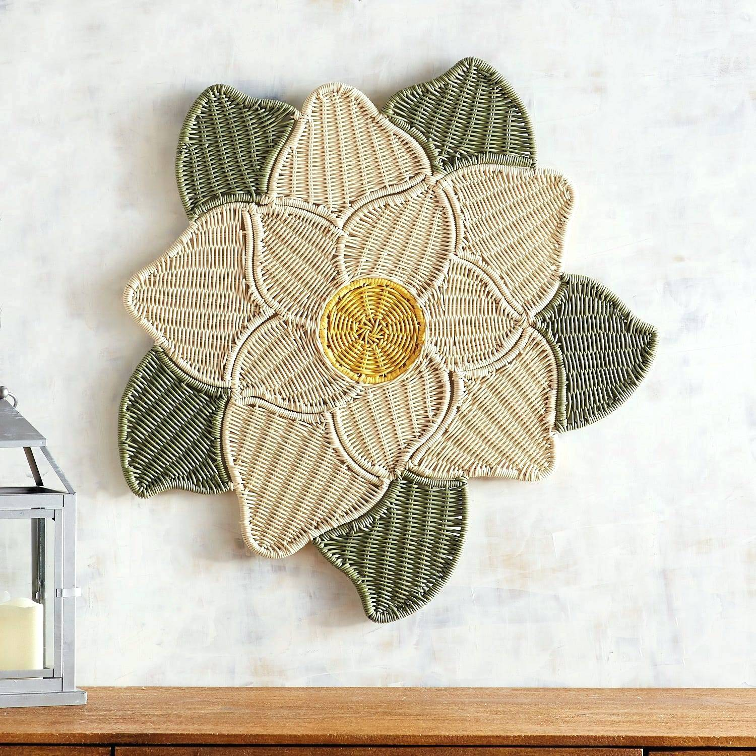 Magnolia Wall Decor – Awescreative.co with regard to 3 Piece Magnolia Brown Panel Wall Decor Sets (Image 21 of 30)