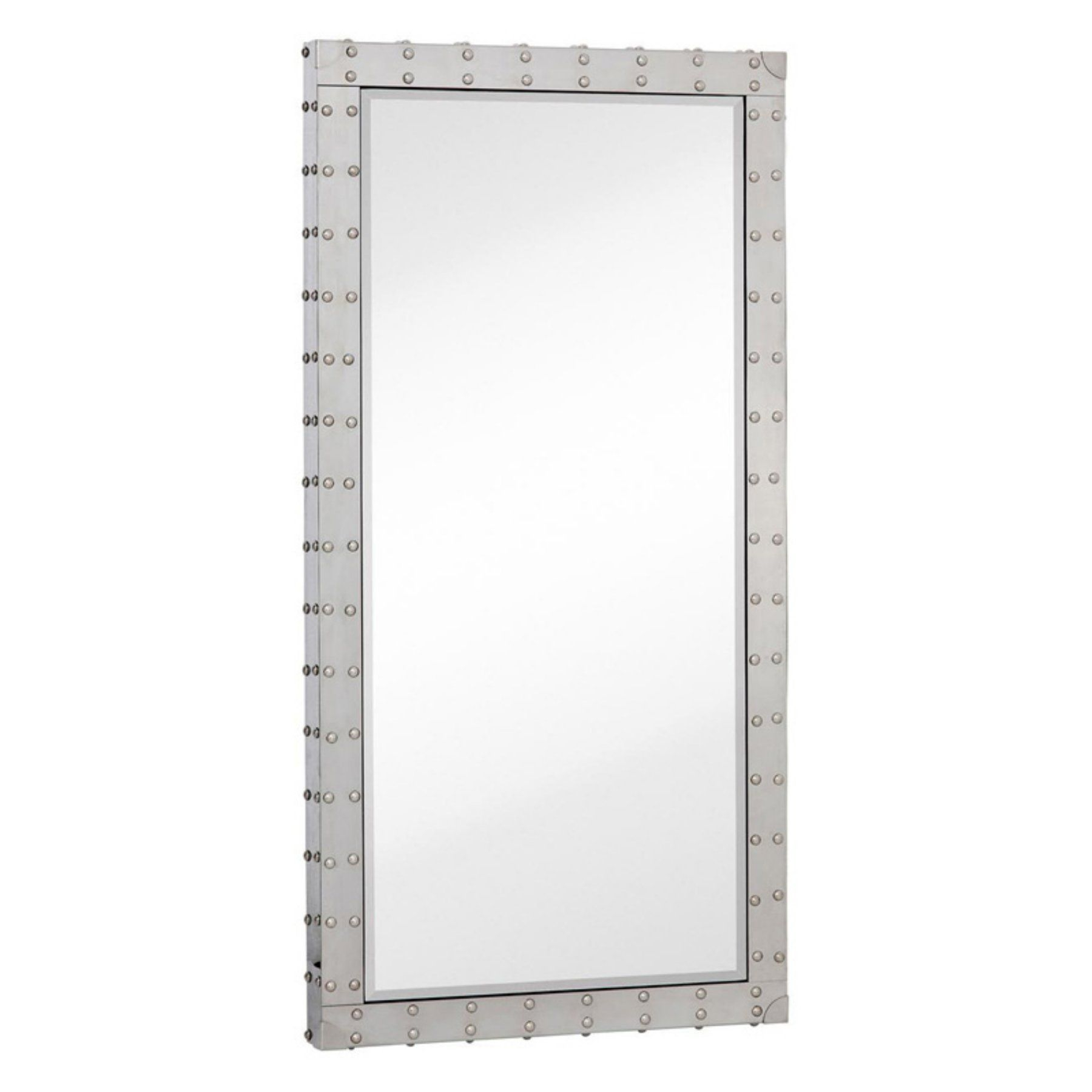 Majestic Modern Beveled Wall Mirror – 2328 B | Products With Regard To Industrial Modern & Contemporary Wall Mirrors (View 17 of 30)