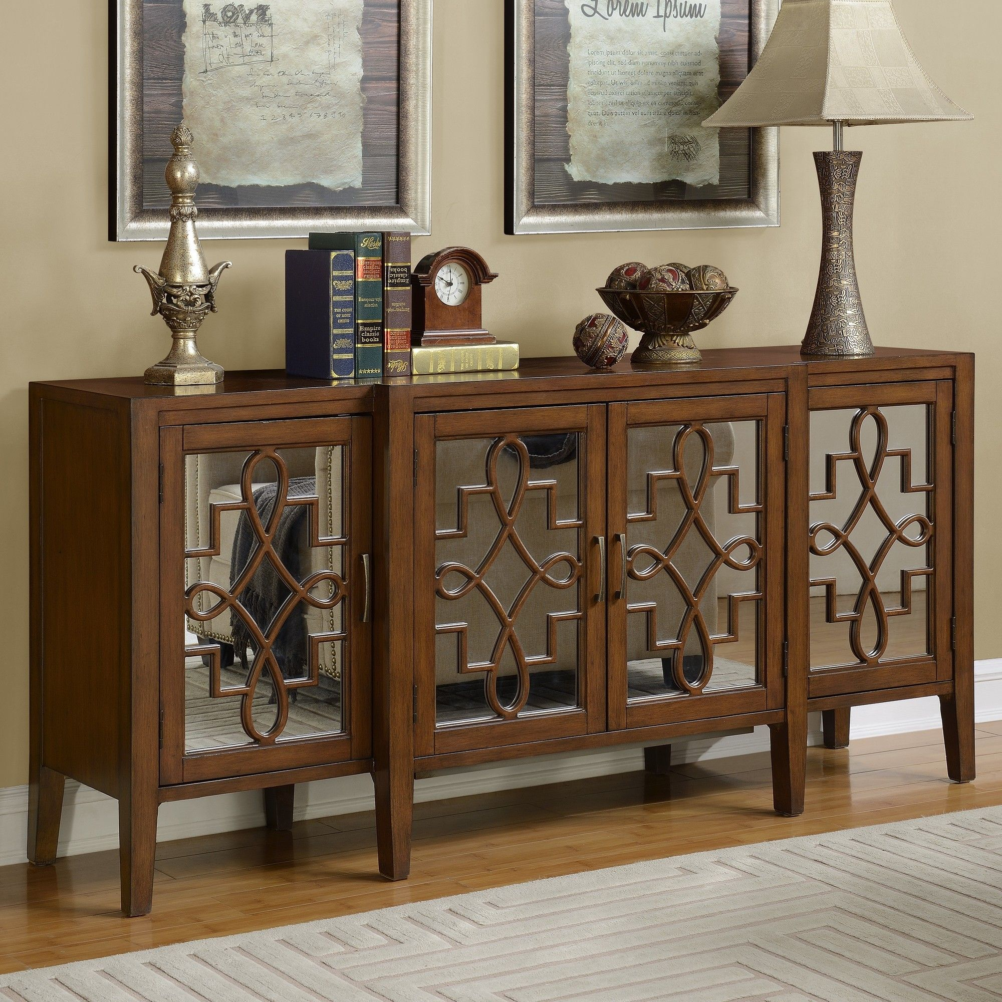 Manry Credenza | Products | Sideboard, Sideboard Buffet within Stillwater Sideboards (Image 14 of 30)