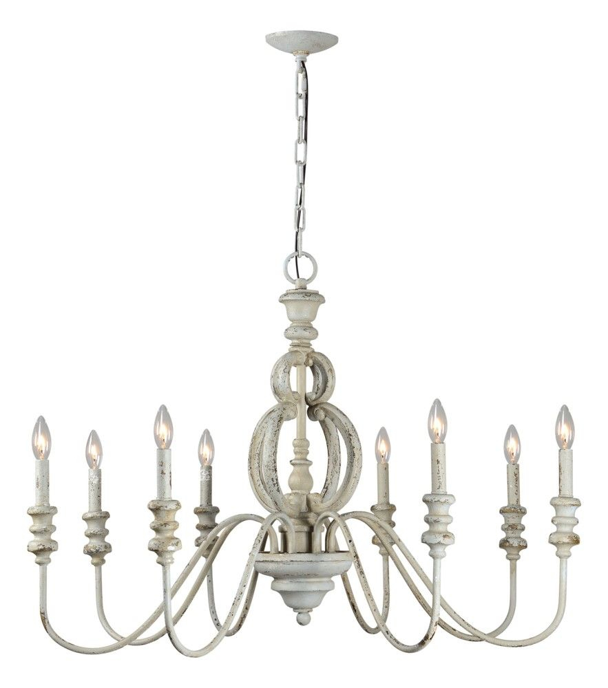 Margo 8 Light Chandelier | Chandelier Lighting In 2019 pertaining to Corneau 5-Light Chandeliers (Image 21 of 30)