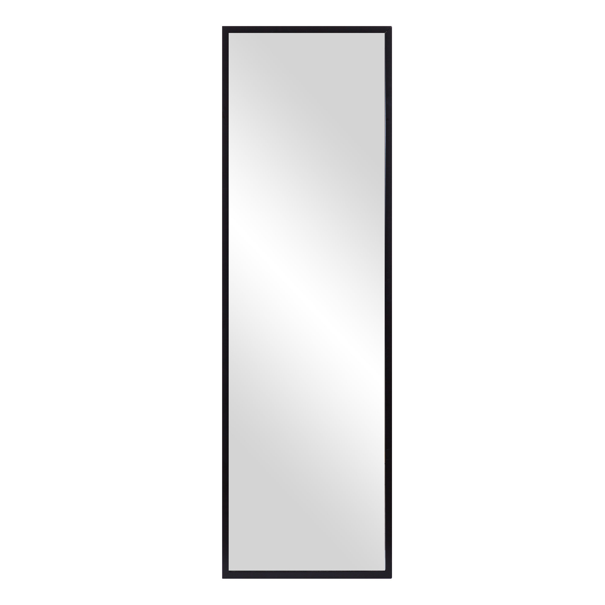 Mcgary Free Standing Floor Modern & Contemporary Full Length Mirror With Modern & Contemporary Full Length Mirrors (View 7 of 30)