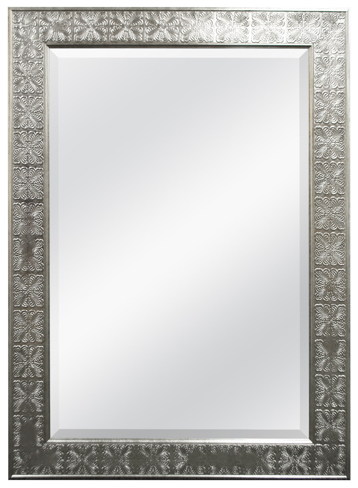 Medallion Accent Mirror regarding Medallion Accent Mirrors (Image 21 of 30)