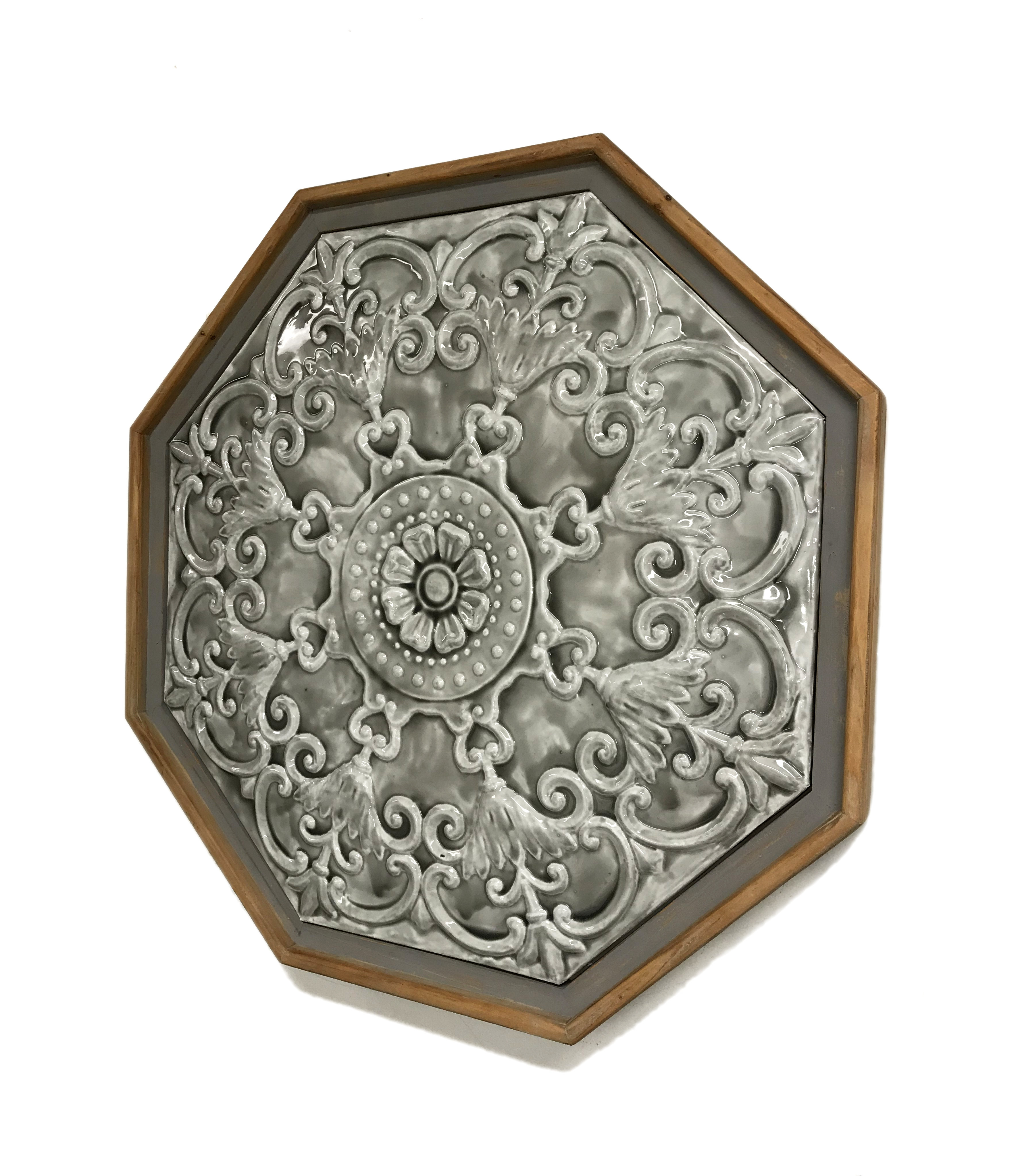 Medallion Wall Decor | Wayfair with regard to Small Medallion Wall Decor (Image 13 of 30)