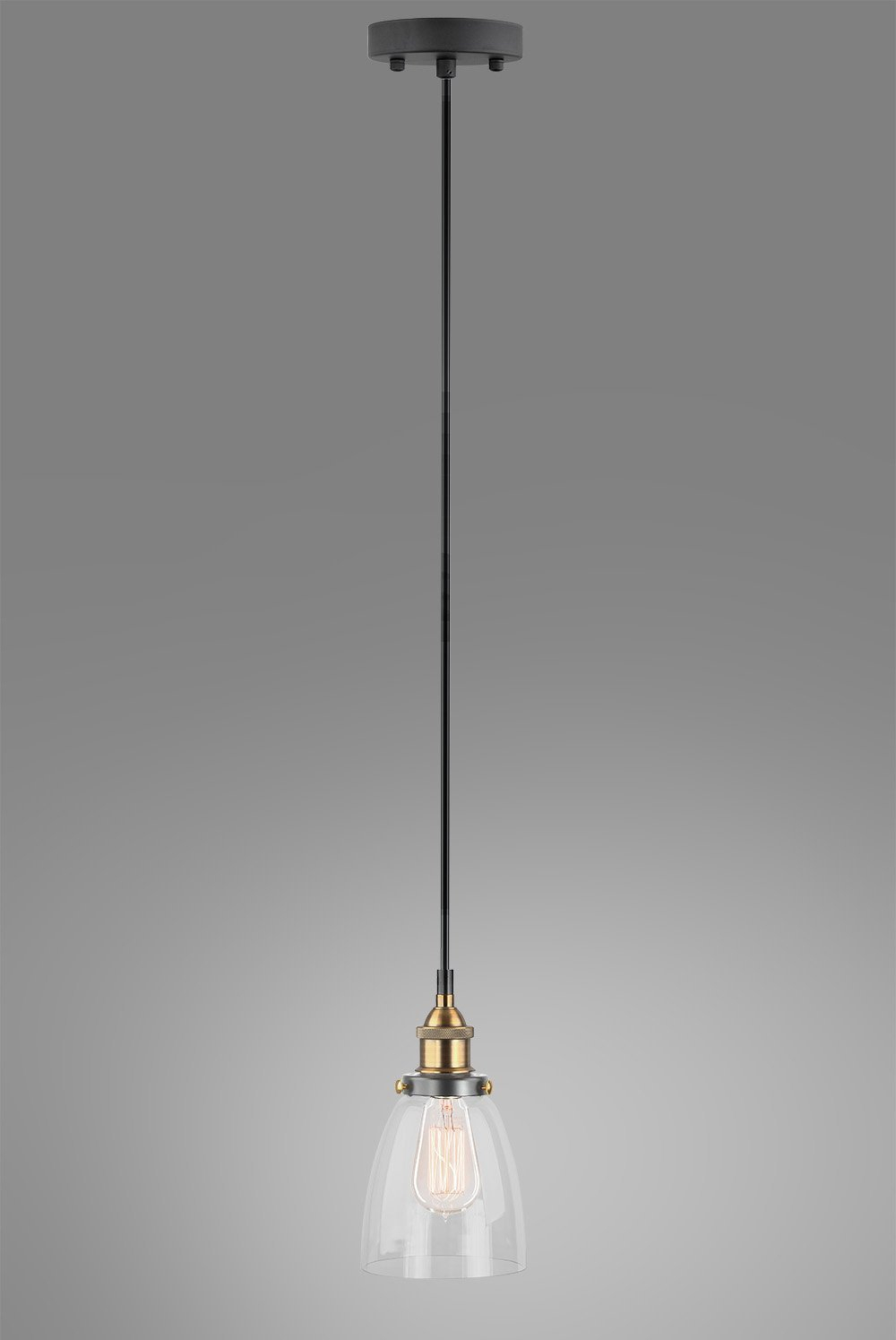 Mercury Row Bundaberg 1 Light Single Bell Pendant Regarding Bundaberg 1 Light Single Bell Pendants (View 6 of 30)
