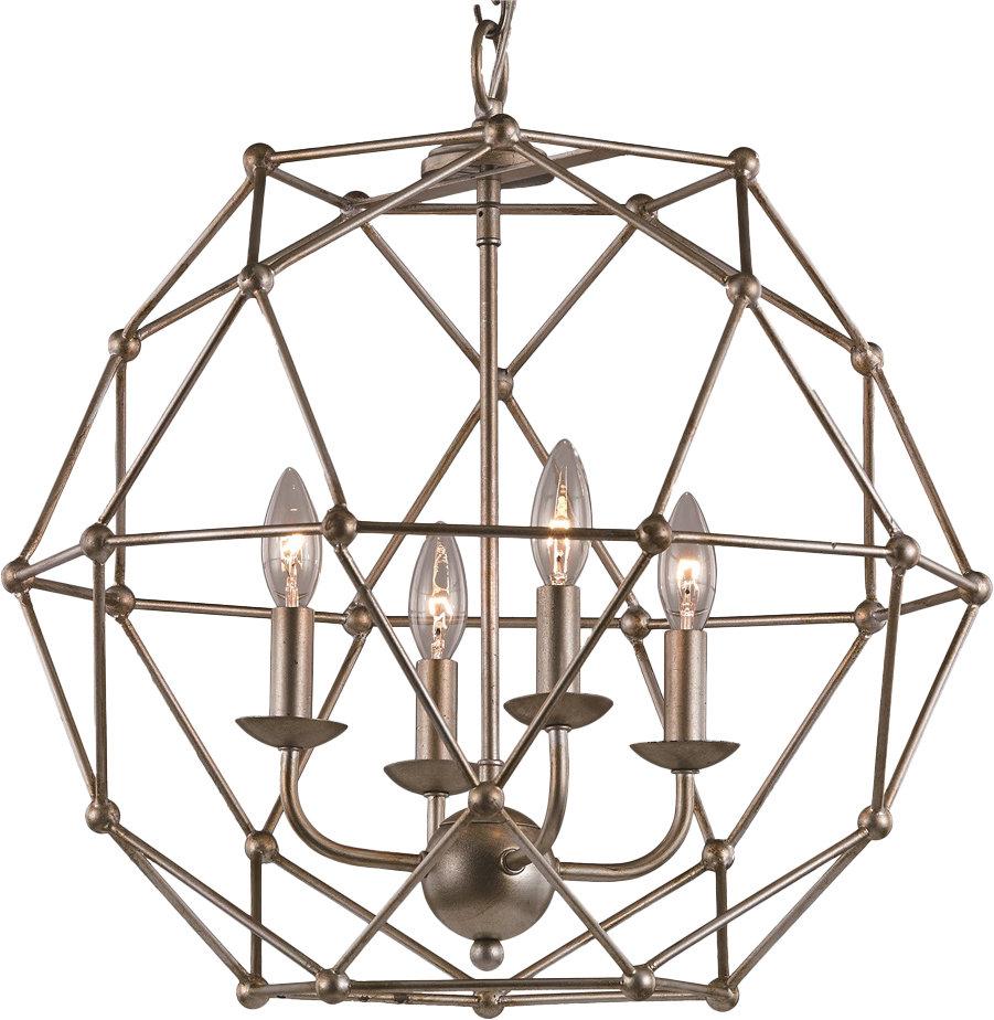 Mercury Row Cavanagh 4 Light Geometric Chandelier Pertaining To Cavanagh 4 Light Geometric Chandeliers (View 8 of 30)