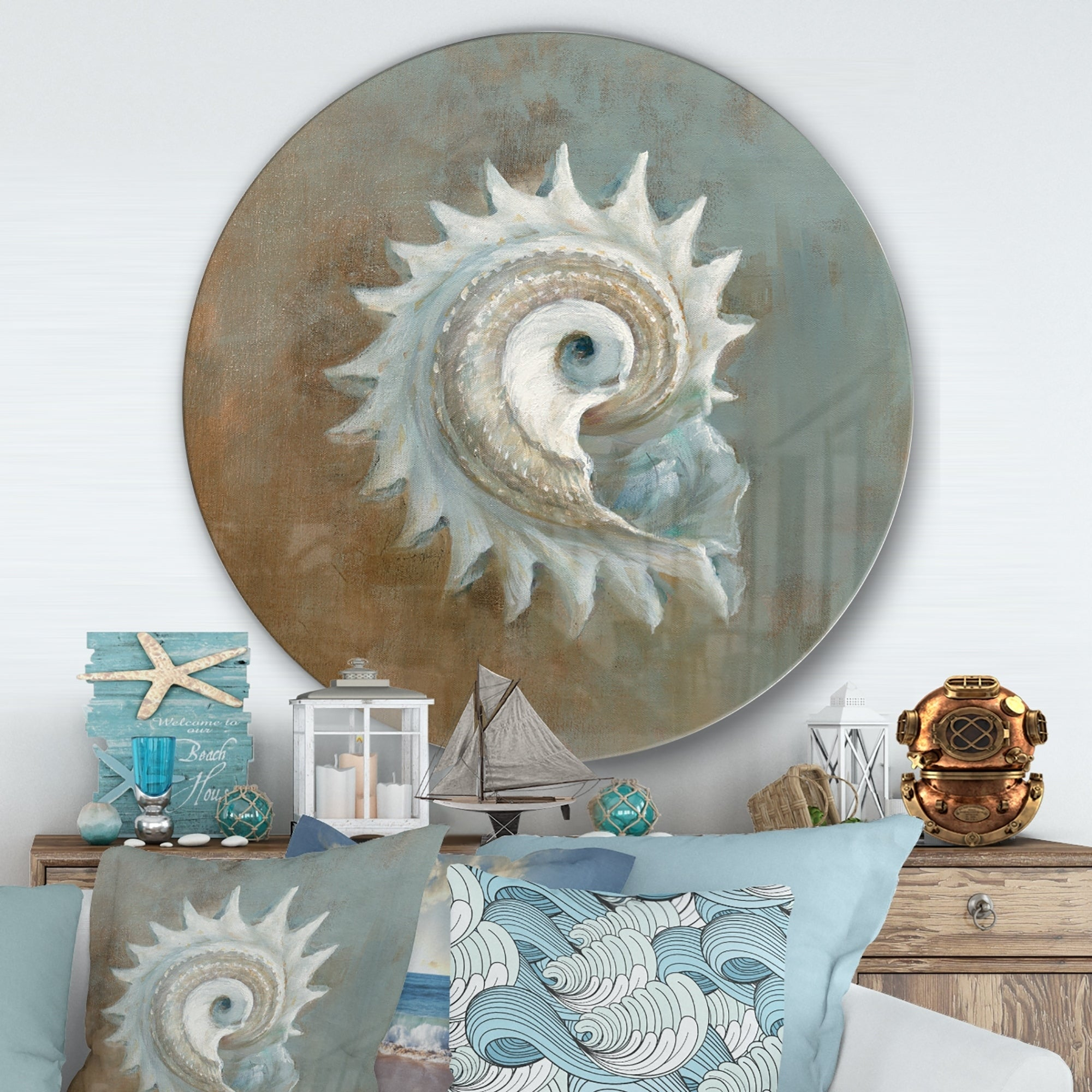 Metal Art | Find Great Art Gallery Deals Shopping At Overstock Intended For Nature Metal Sun Wall Decor (View 10 of 30)