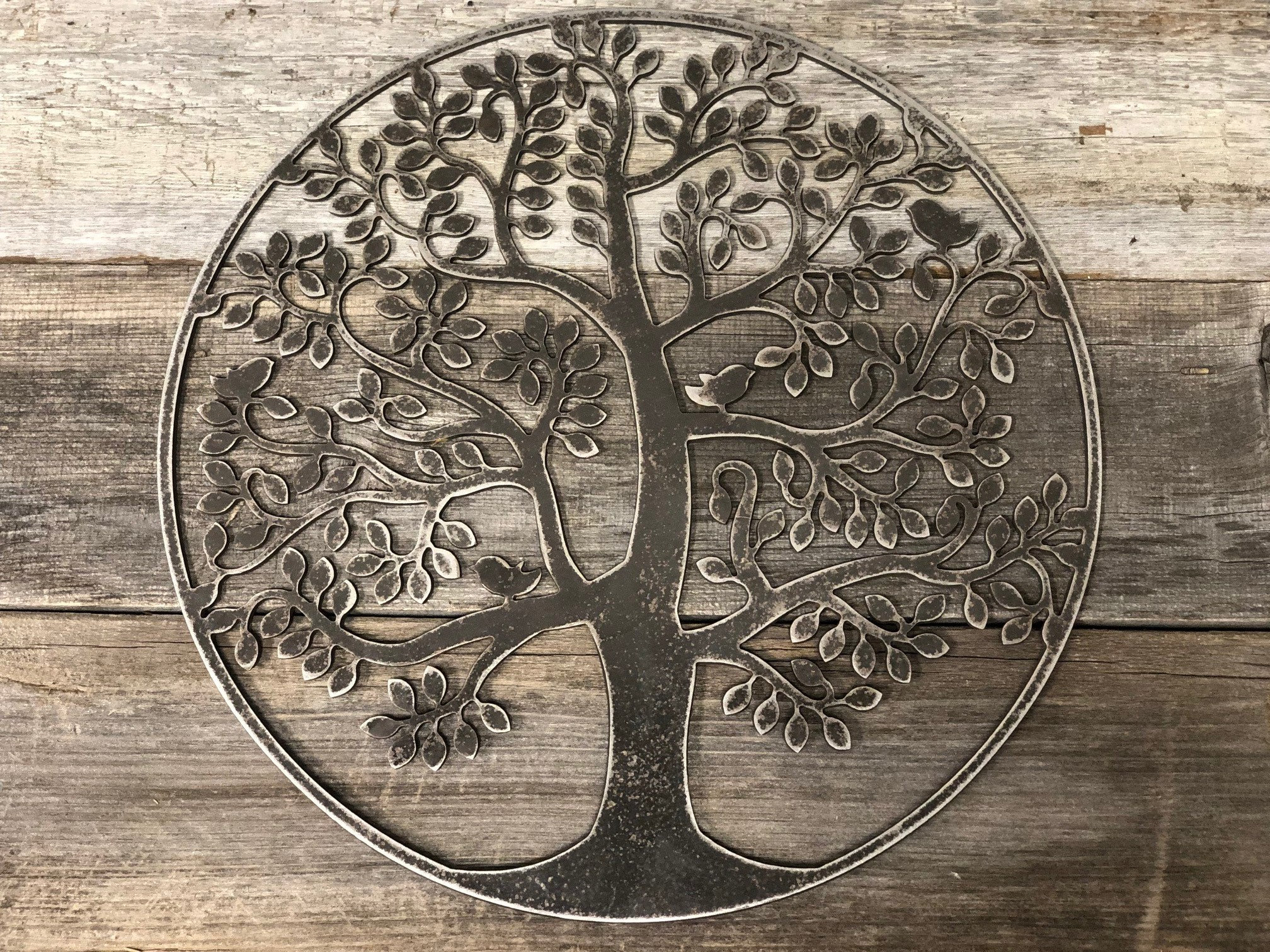 Metal Tree Of Life Wall Art, Metal Tree Of Life, Family Tree Wall Decor, Family, Metal Wall Art, Home Decor With Tree Of Life Wall Decor (View 23 of 30)