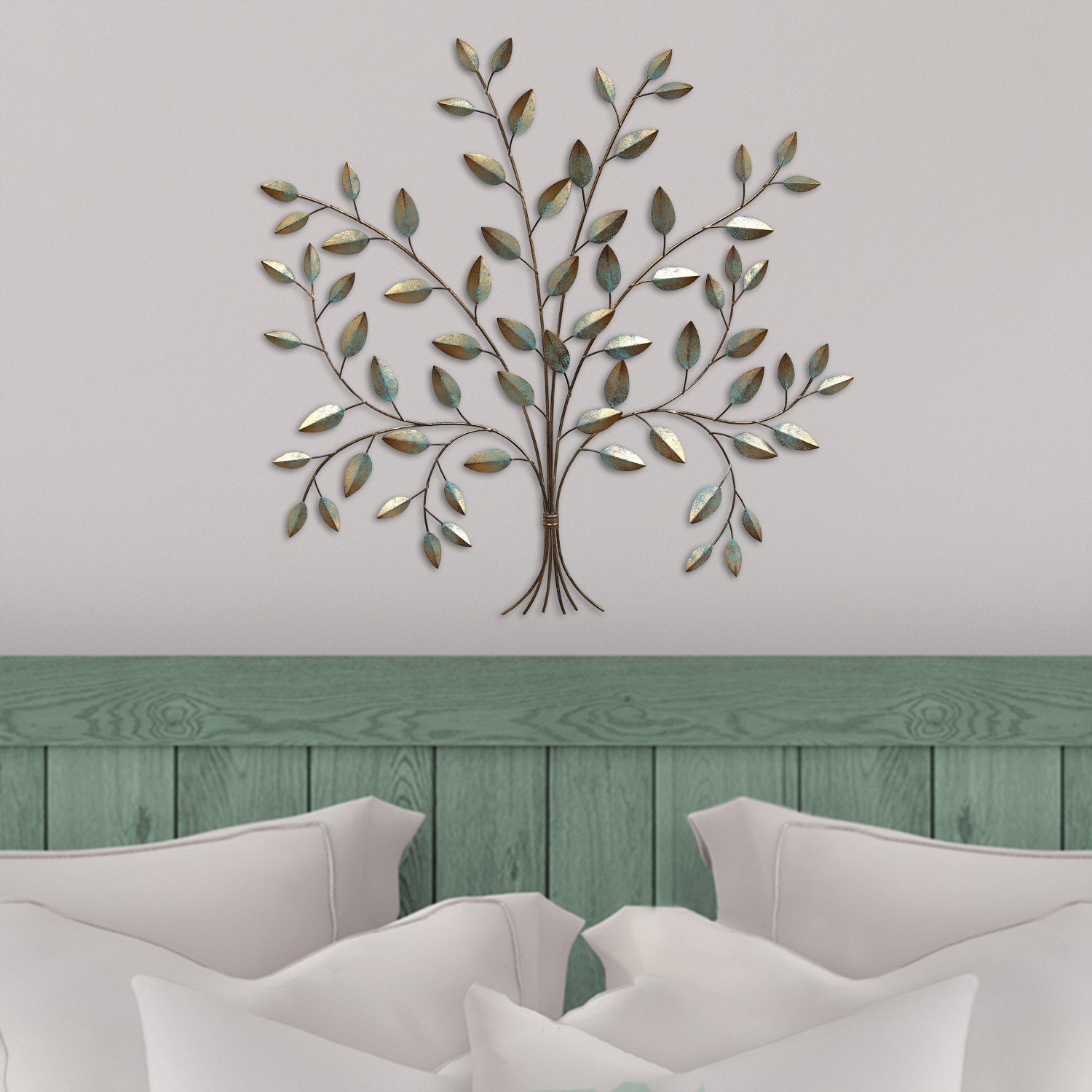 Metal Tree Of Life Wall Decor | Wayfair In Tree Of Life Wall Decor By Red Barrel Studio (View 4 of 30)