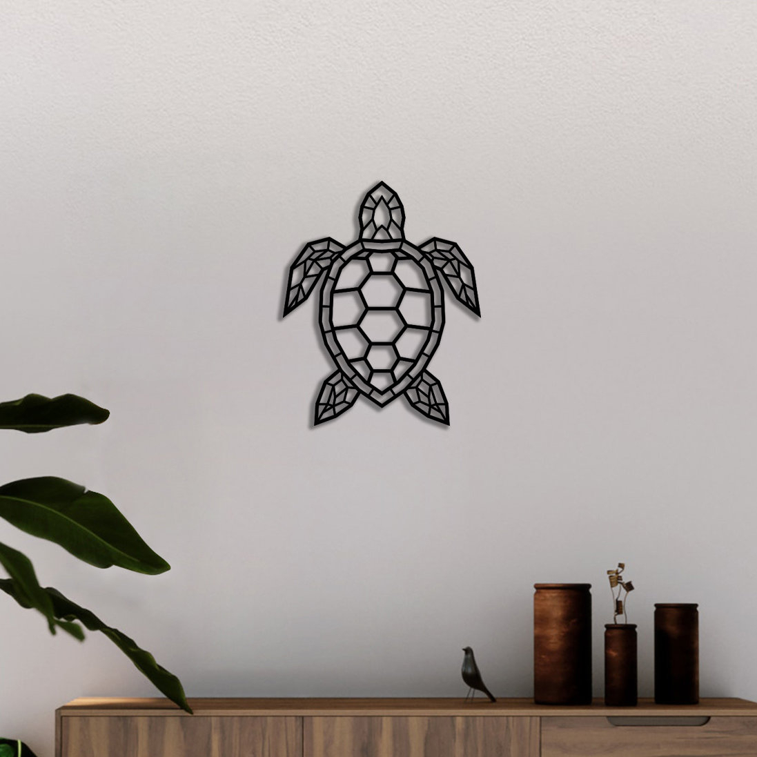Metal Turtle | Wayfair In Rhys Turtle Decor Wall Decor (View 18 of 30)
