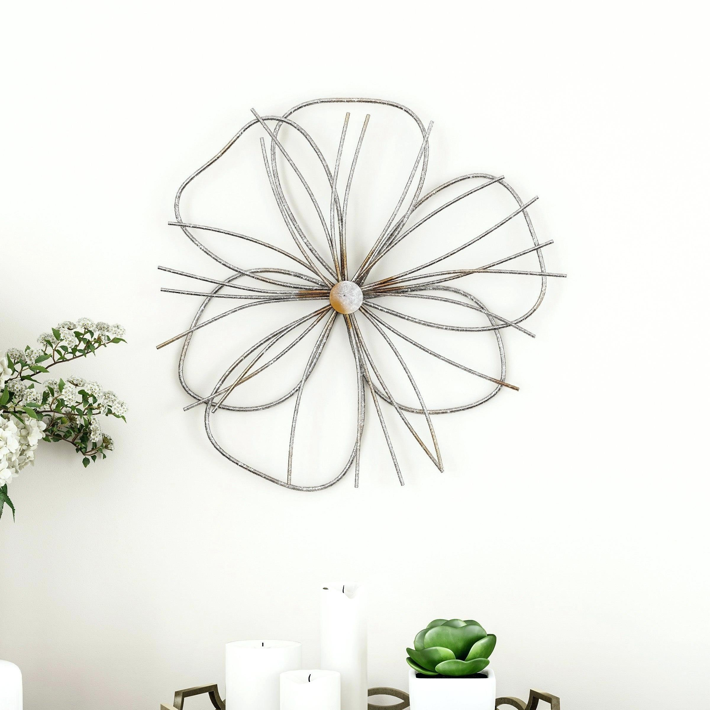 Metal Wall Decor Cheap – Energiaradiofm (View 19 of 30)
