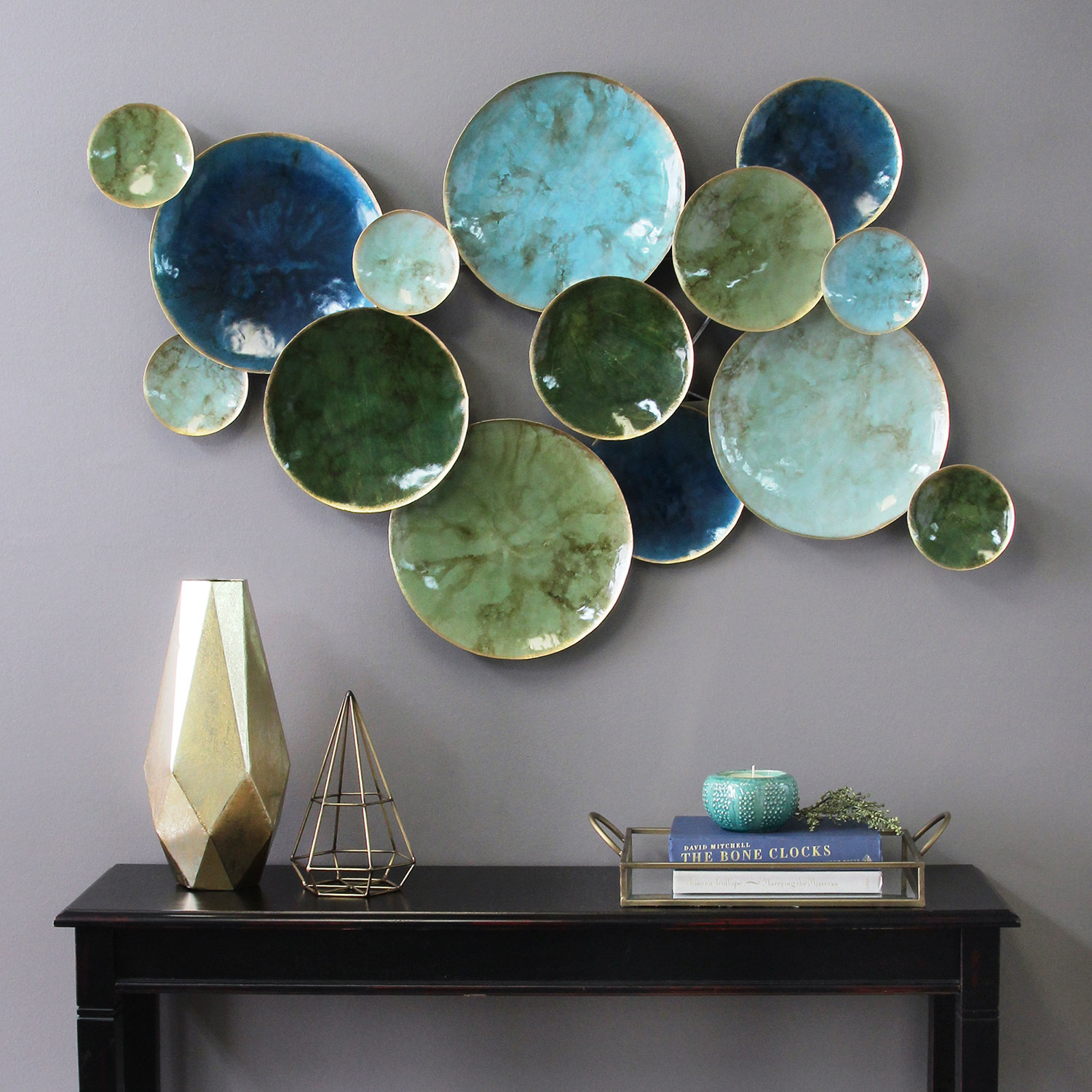 Metal Wall Décor With Wall Decor By World Menagerie (View 4 of 30)