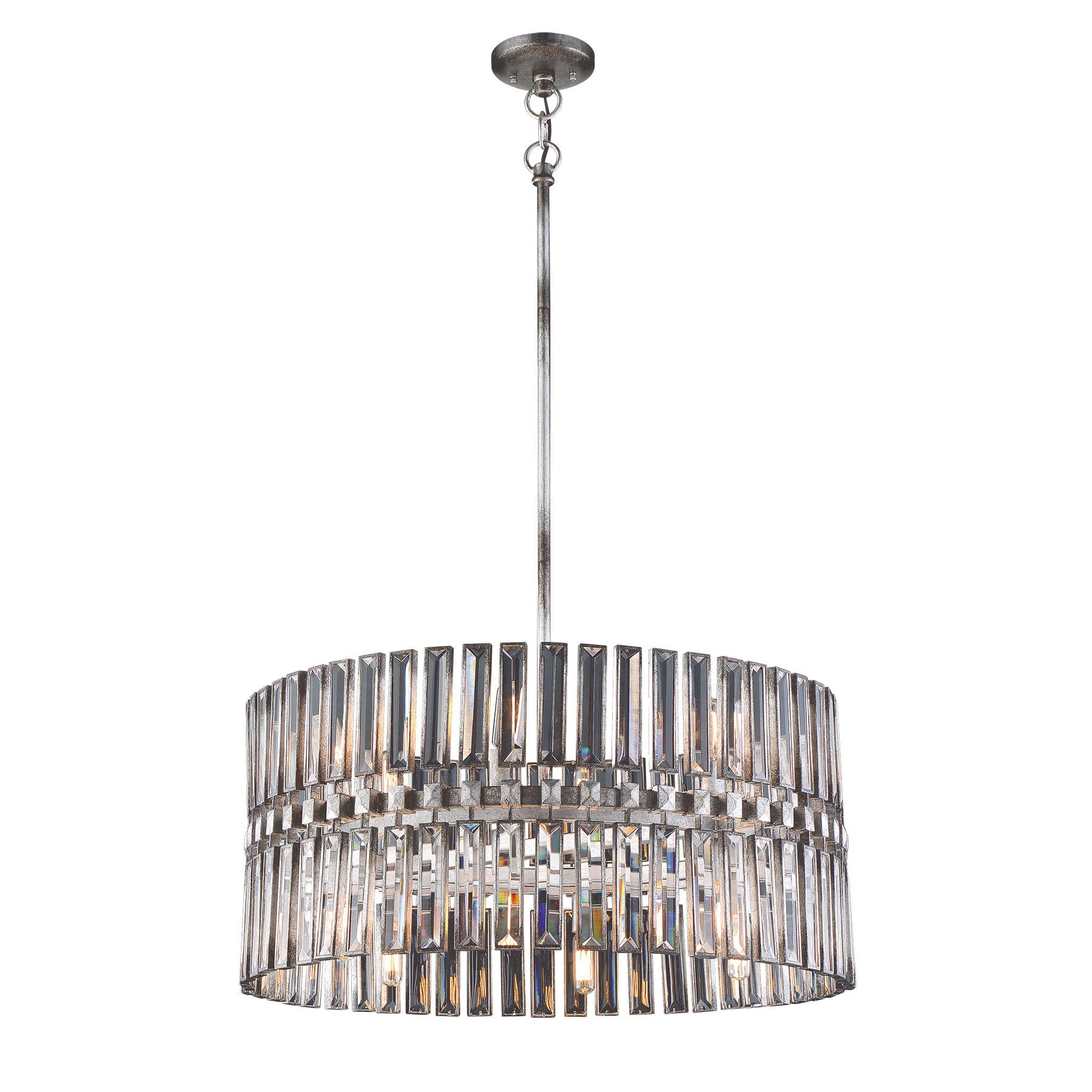 Minka Group® :: Brands :: Metropolitan® :: N7712-700 intended for Aurore 4-Light Crystal Chandeliers (Image 22 of 30)