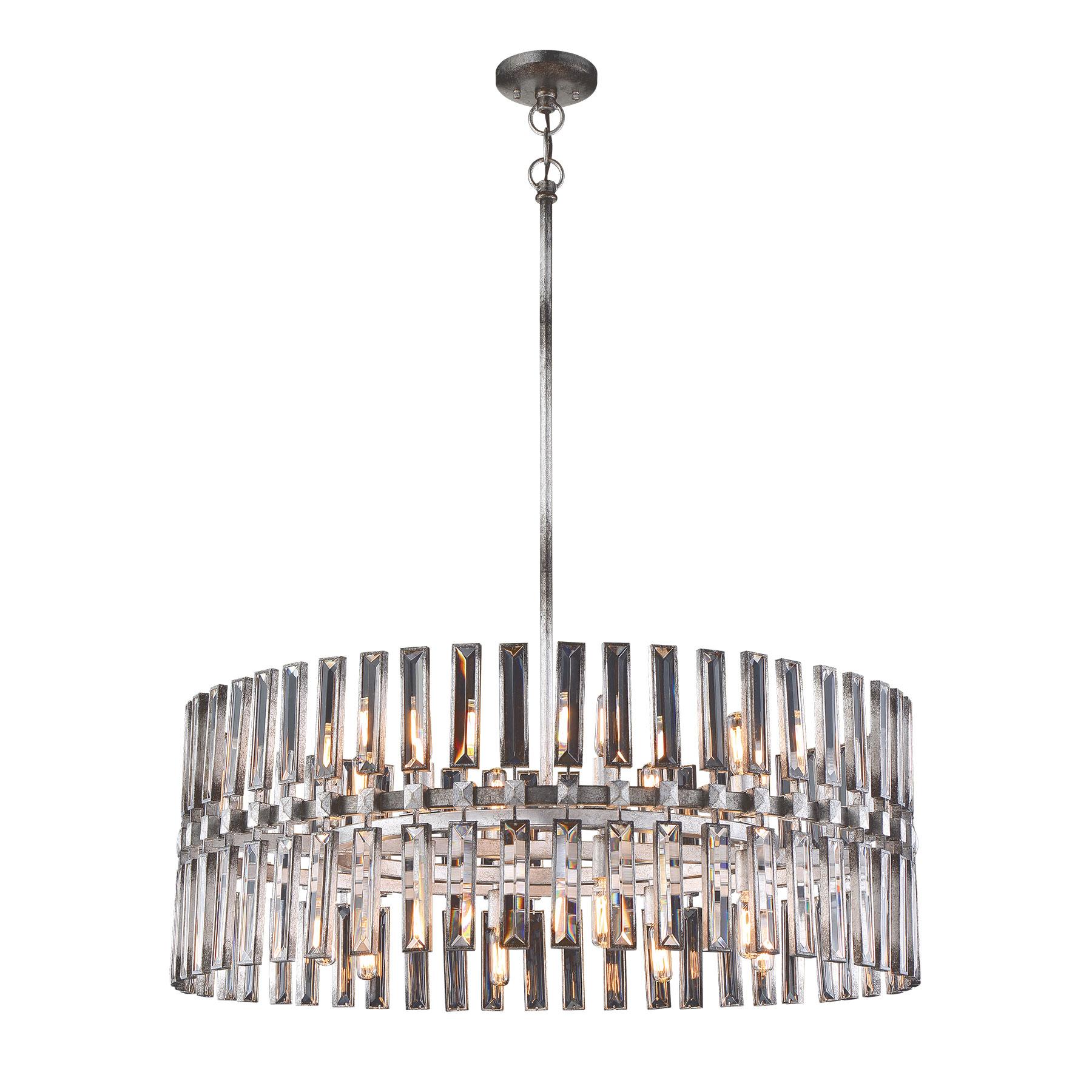 Minka Group® :: Brands :: Metropolitan® :: N7716 700 With Regard To Aurore 4 Light Crystal Chandeliers (View 24 of 30)