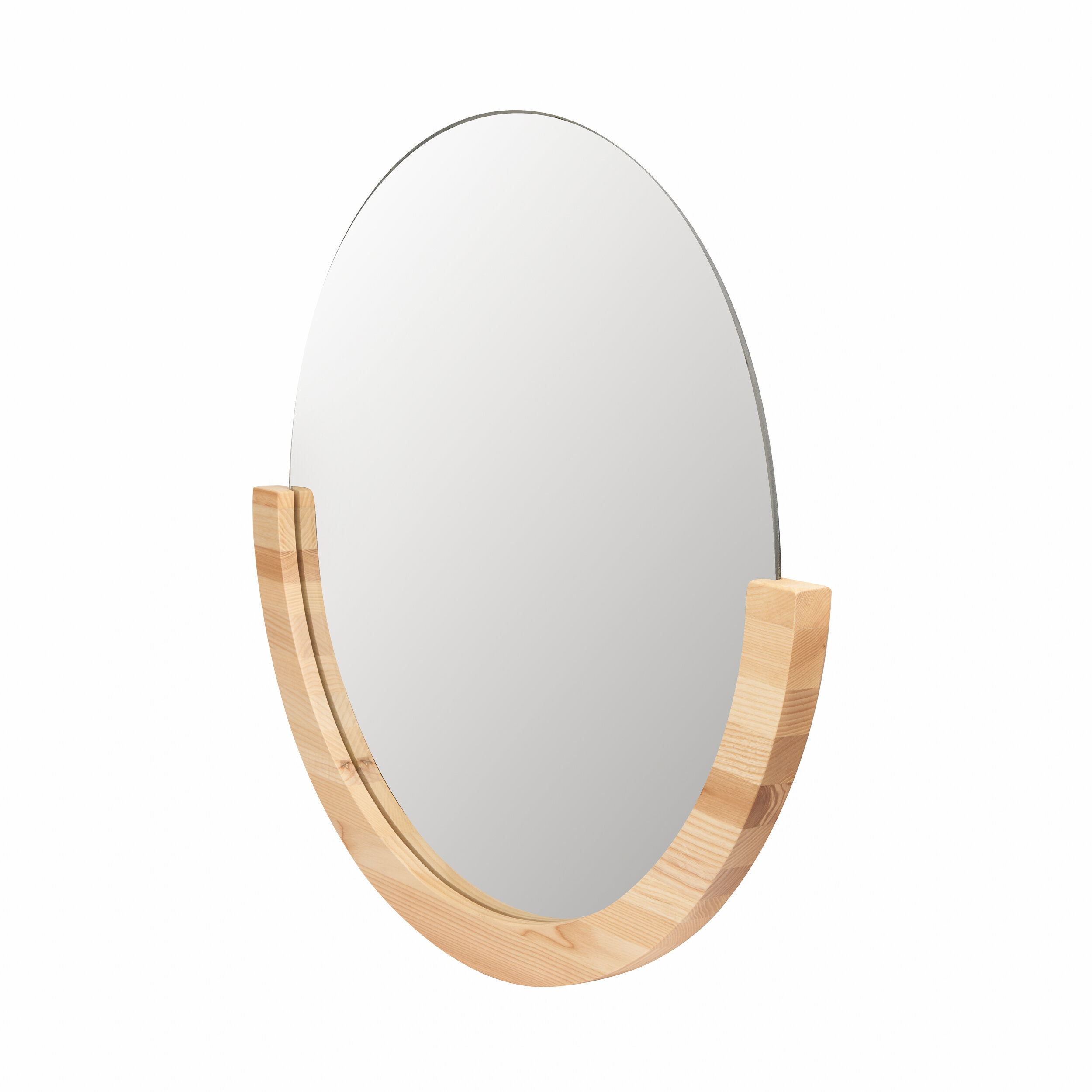 Mira Accent Mirror in Swagger Accent Wall Mirrors (Image 19 of 30)