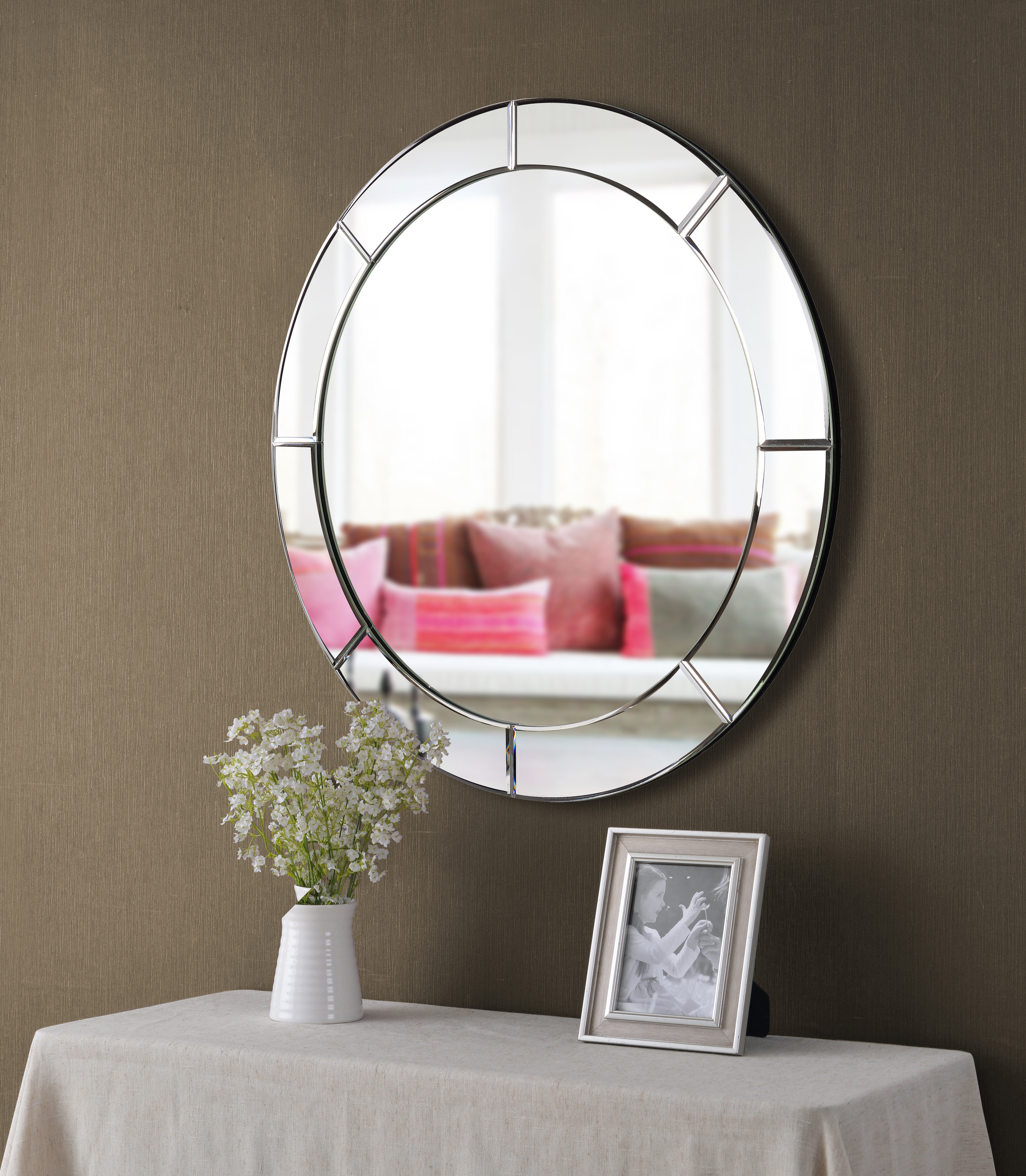 Mirrored Mirrors | Wayfair In Trigg Accent Mirrors (View 6 of 30)