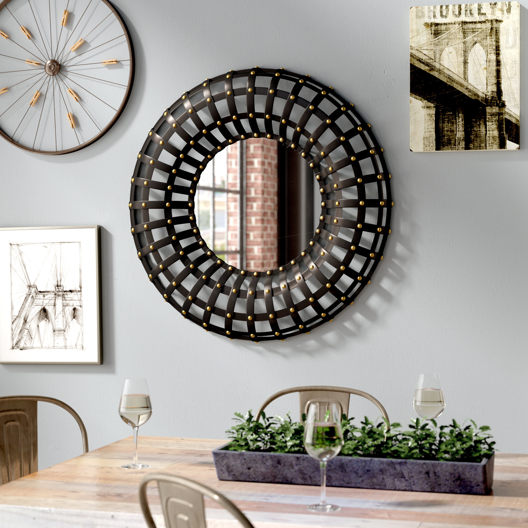 Mirrored Mirrors | Wayfair Throughout Trigg Accent Mirrors (View 4 of 30)
