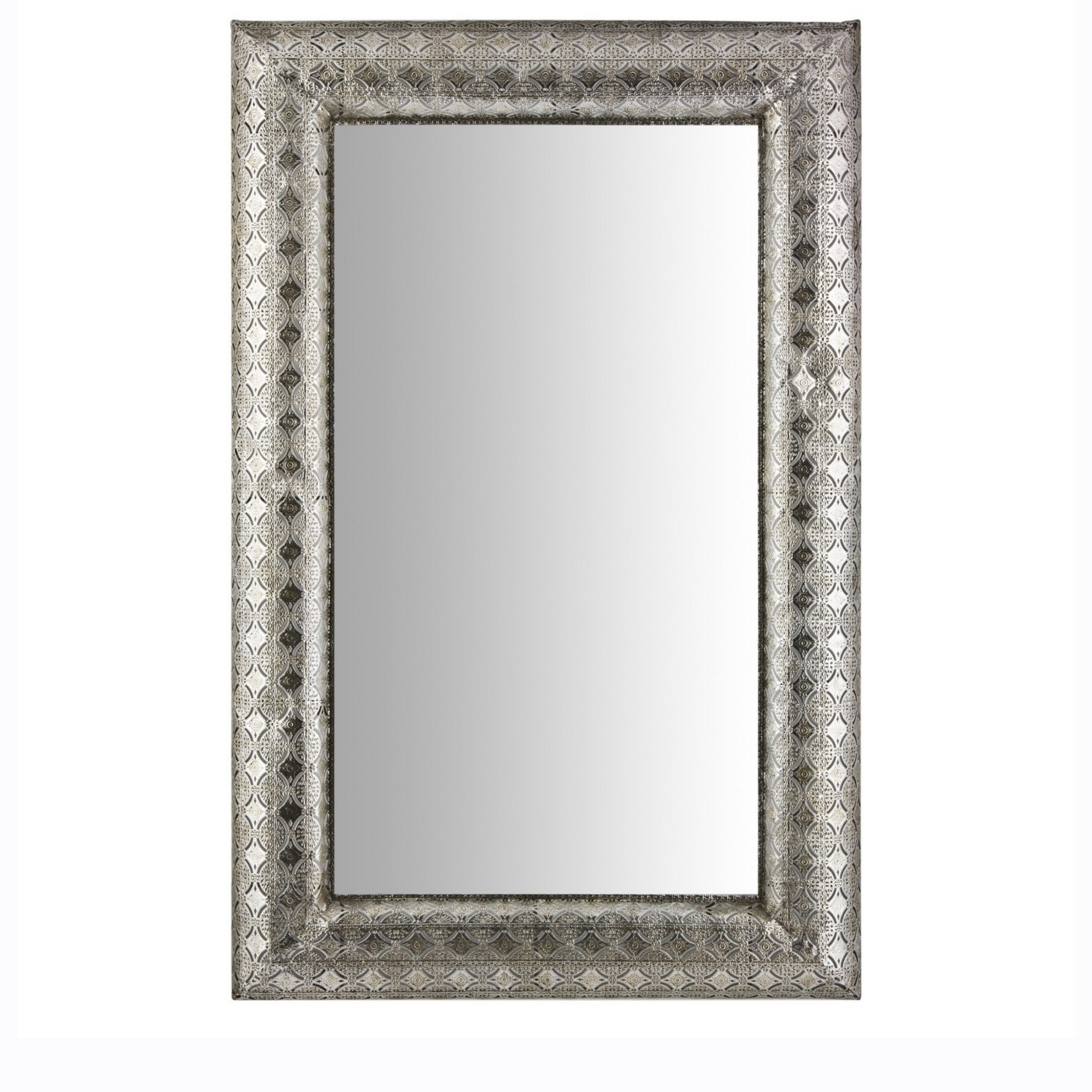Mirrors | The Range with regard to Rectangle Ornate Geometric Wall Mirrors (Image 14 of 30)