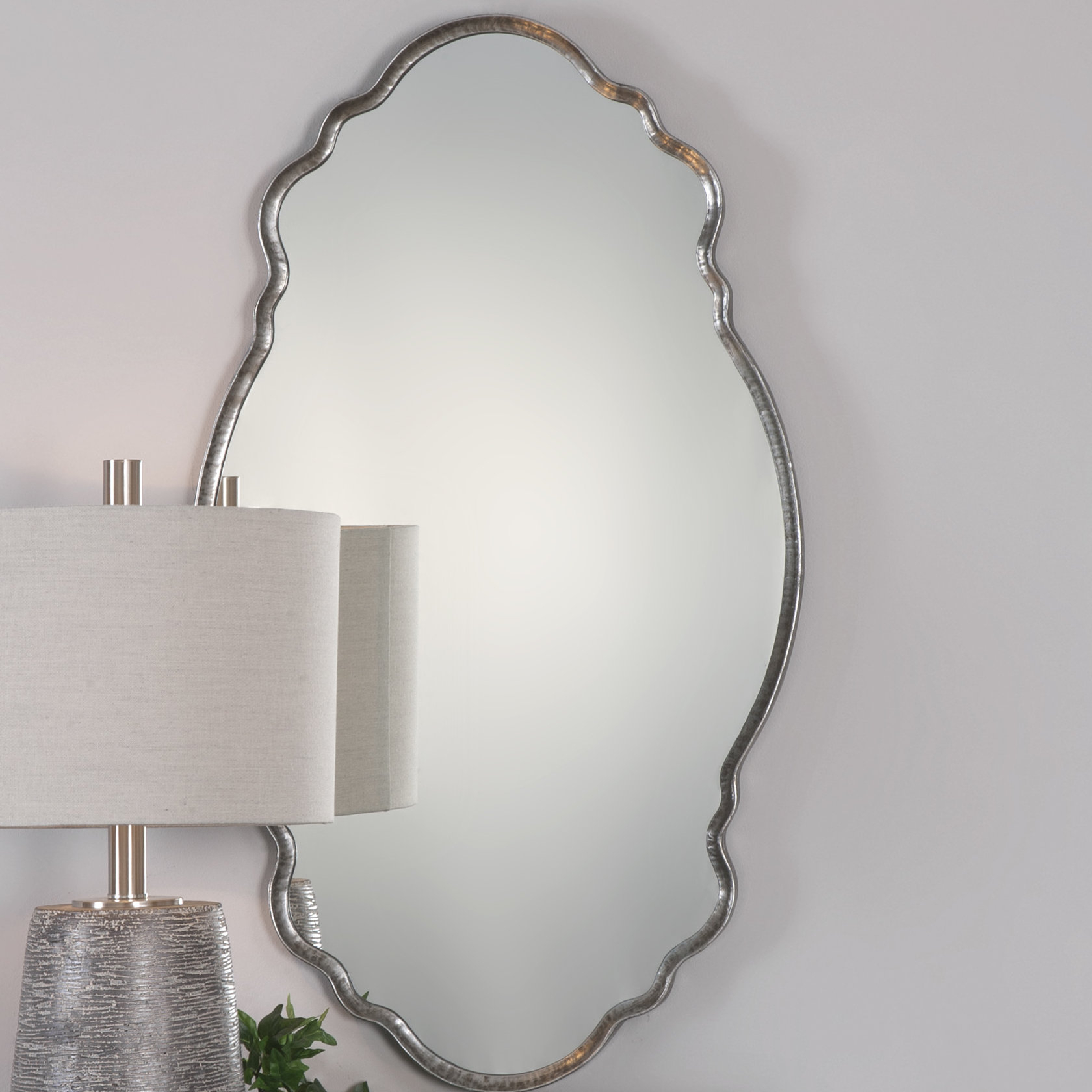 Modern Arch / Crowned Top Wall Mirrors   Allmodern With Regard To Ekaterina Arch/crowned Top Wall Mirrors (View 25 of 30)