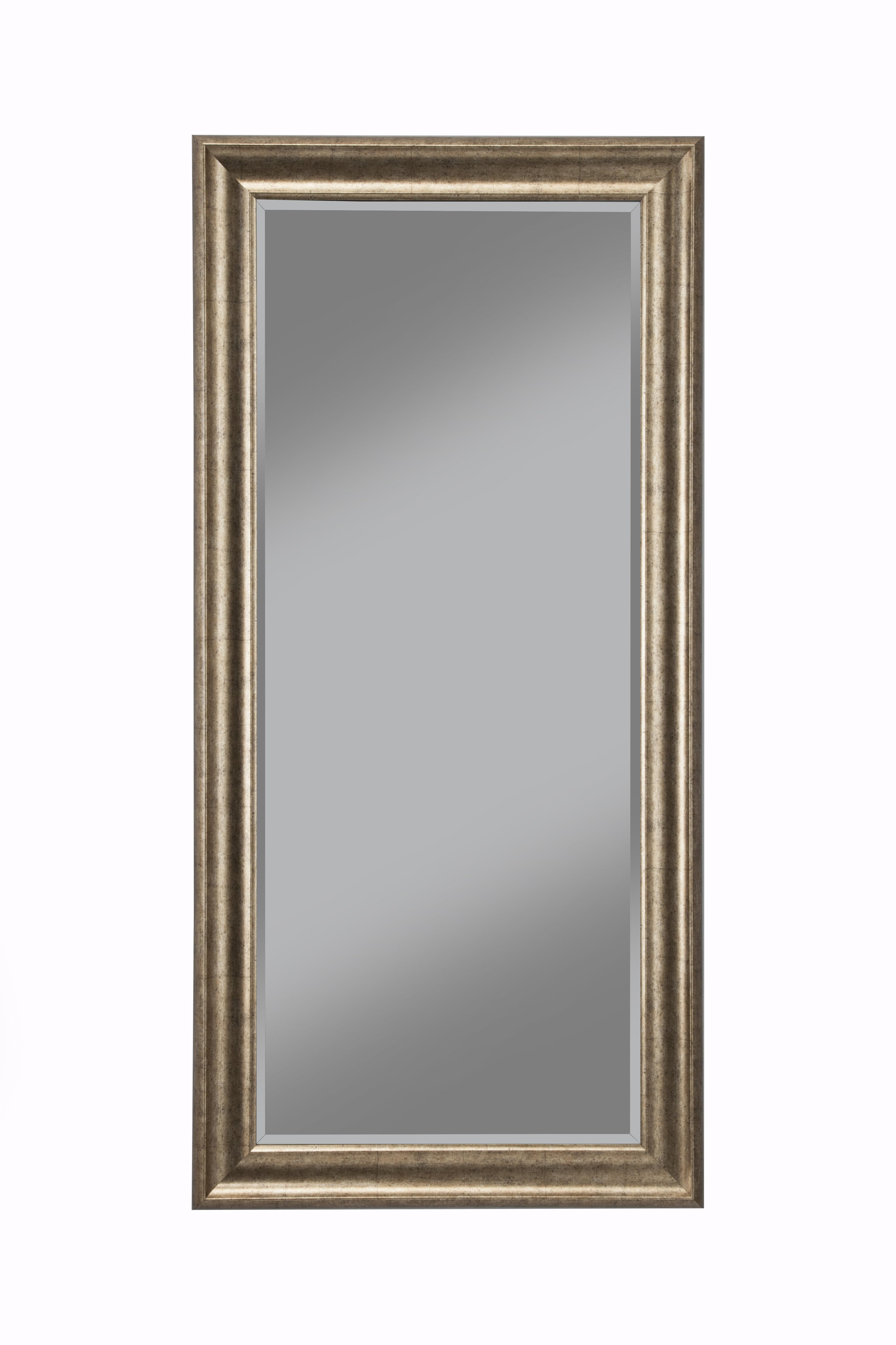 Modern Black Wall Mirrors   Allmodern Regarding Peetz Modern Rustic Accent Mirrors (View 24 of 30)