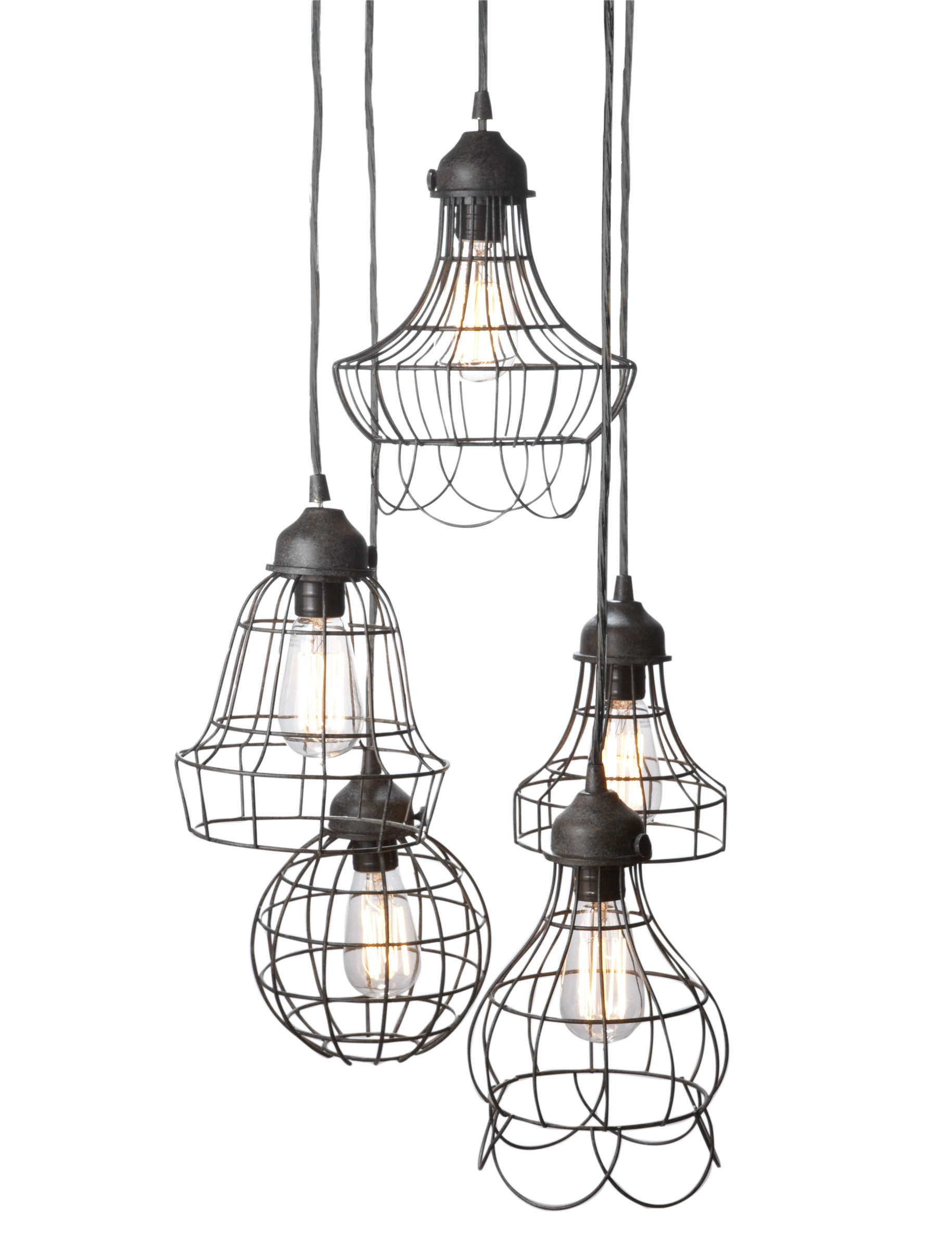Modern & Contemporary Basket Pendant | Allmodern Intended For Bryker 1 Light Single Bulb Pendants (View 18 of 30)