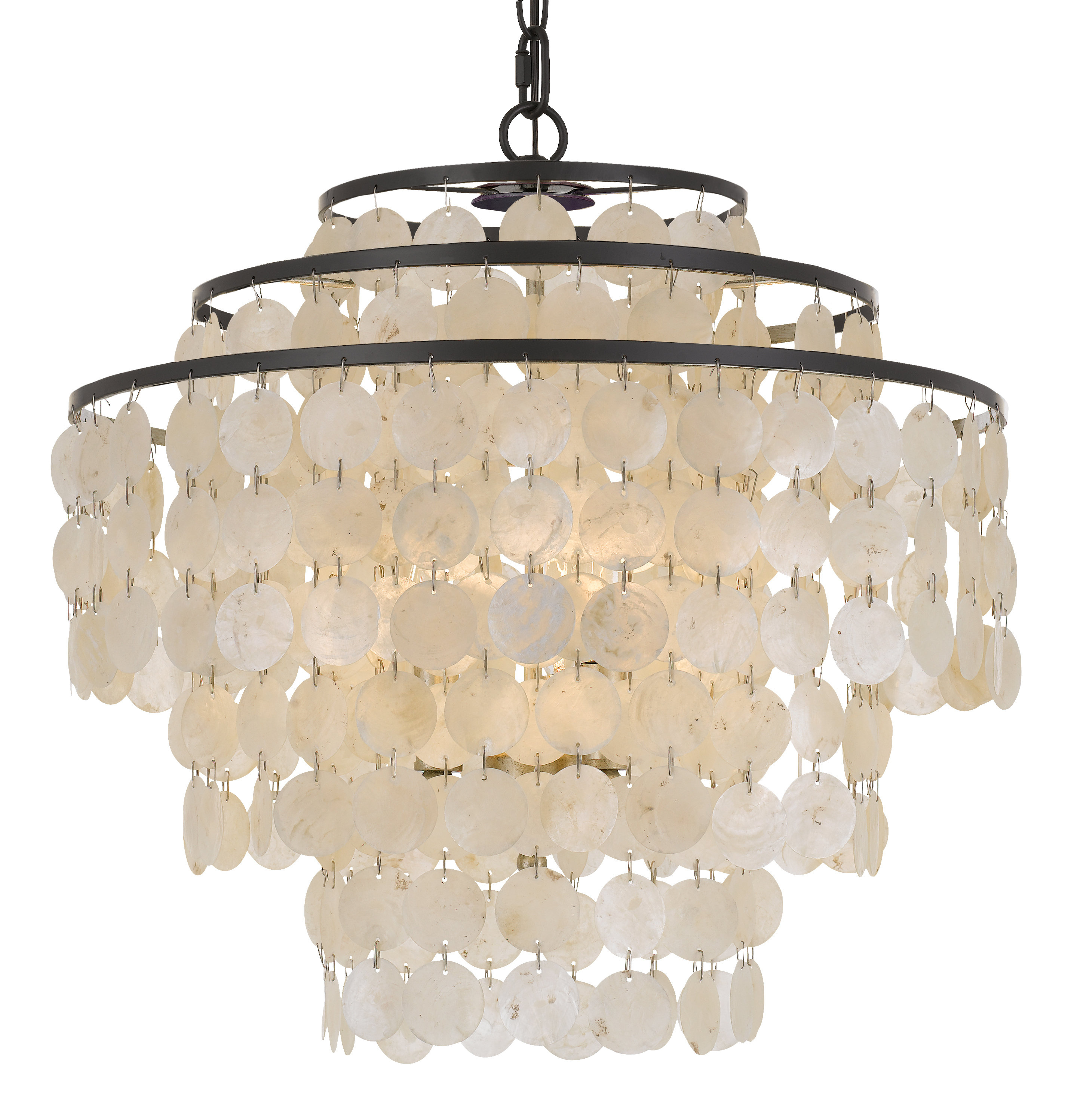 Modern & Contemporary Bedroom Chandelier | Allmodern Within Hatfield 3 Light Novelty Chandeliers (View 11 of 30)