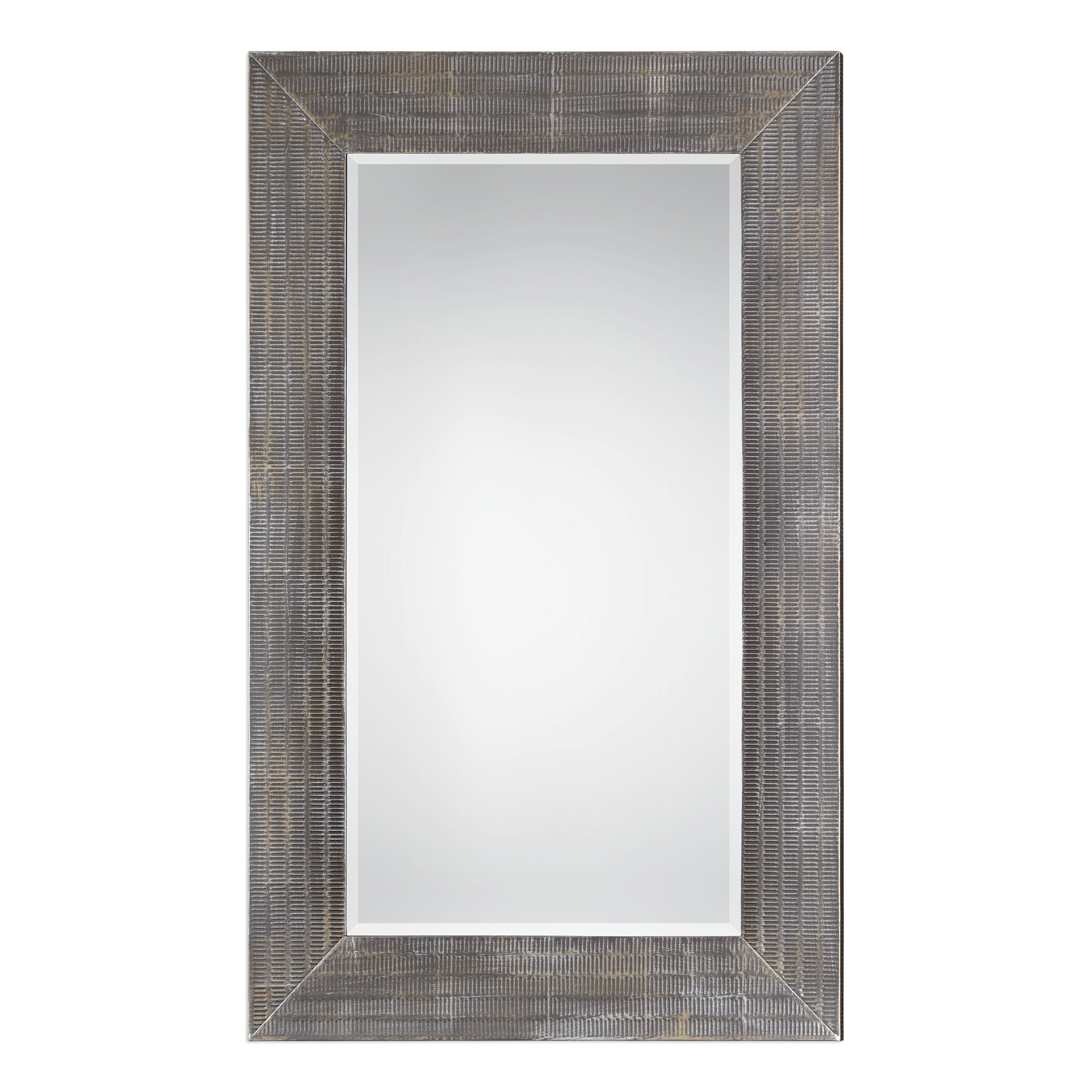 Modern & Contemporary Beveled Accent Mirror Inside Modern & Contemporary Beveled Accent Mirrors (View 23 of 30)