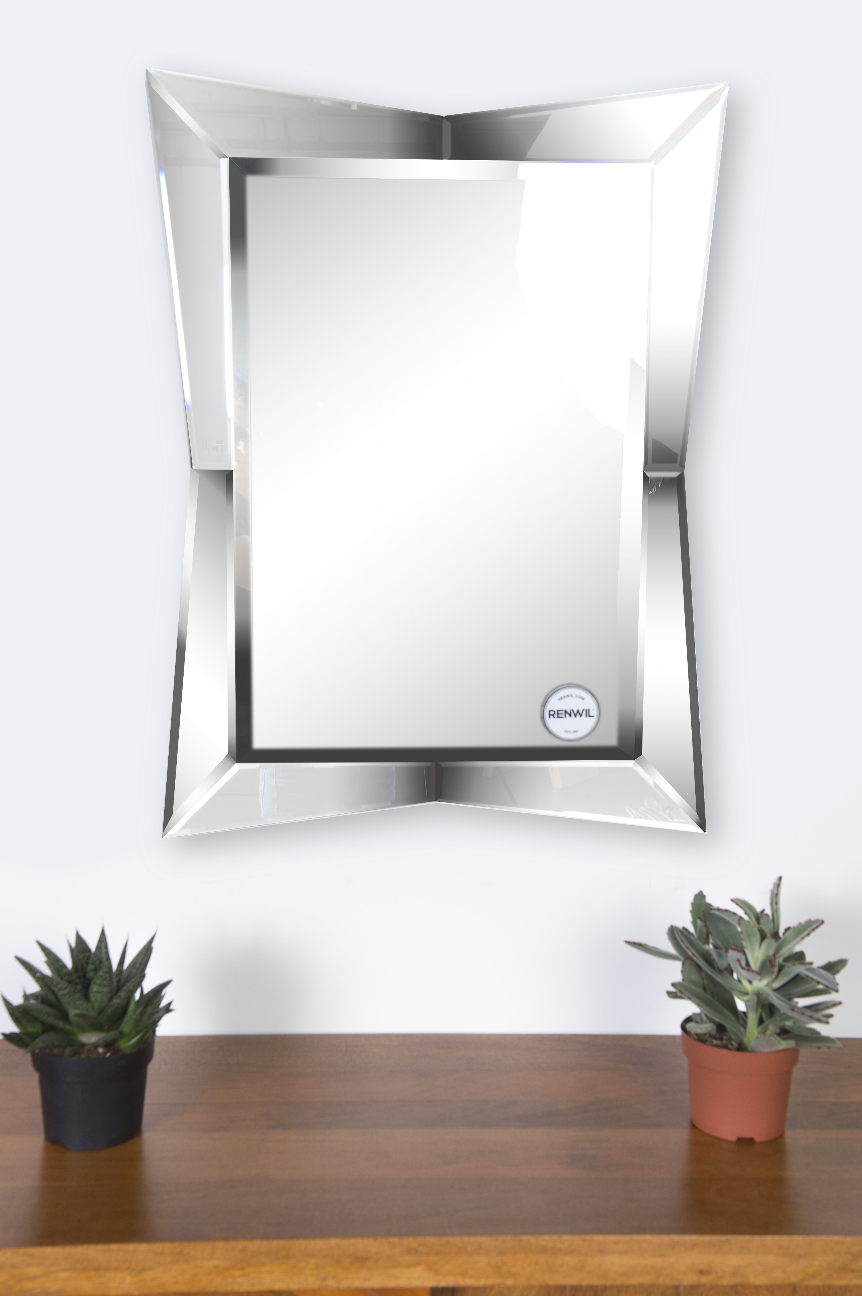 Featured Photo of Modern & Contemporary Beveled Wall Mirrors