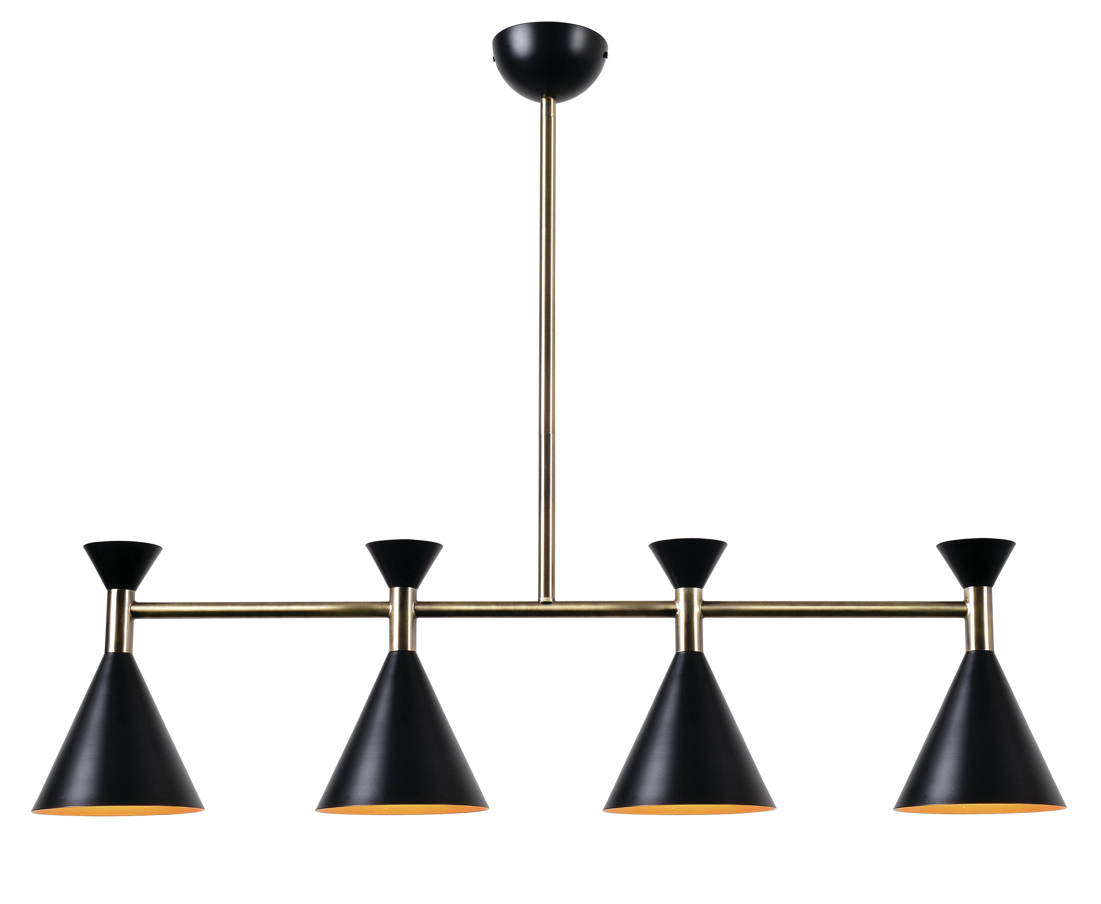 Modern & Contemporary Carmen 4 Light Pendant | Allmodern Regarding Carmen 4 Light Lantern Geometric Pendants (View 25 of 30)