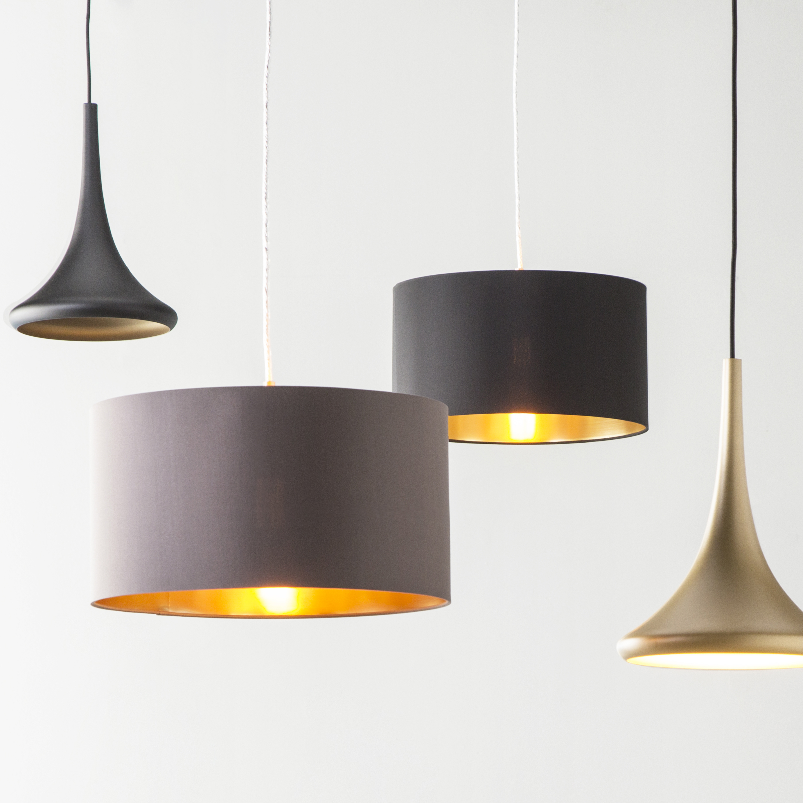 Modern & Contemporary Ceiling Lights | Allmodern With Regard To Bryker 1 Light Single Bulb Pendants (View 21 of 30)