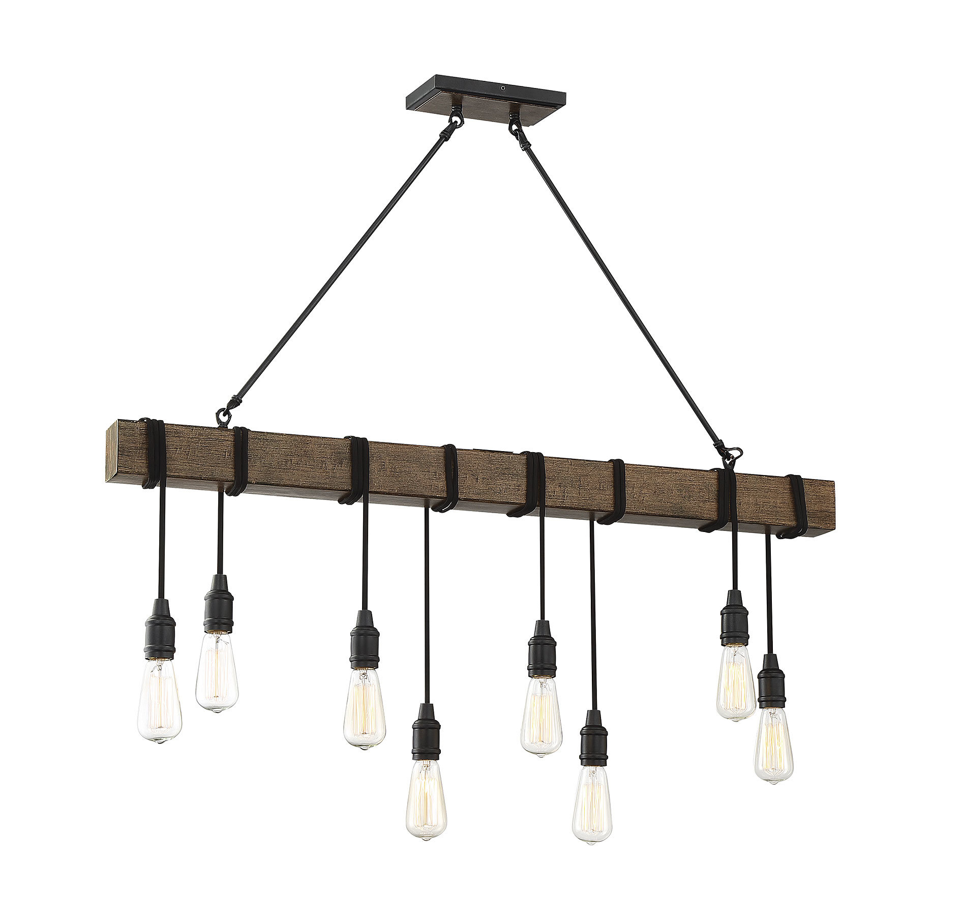 Modern & Contemporary Edison Bulb Pendant | Allmodern With Bryker 1 Light Single Bulb Pendants (View 19 of 30)
