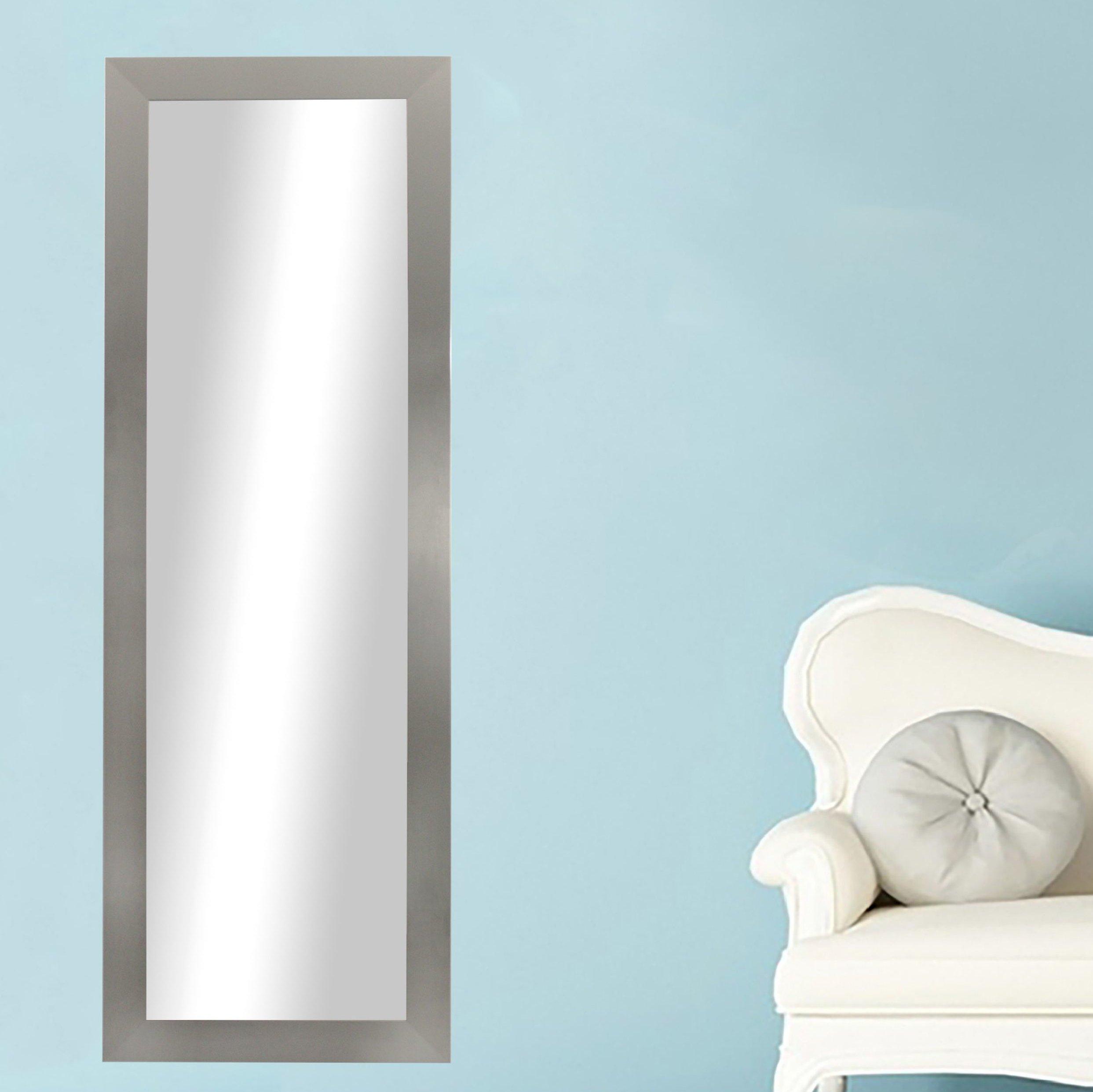 Modern & Contemporary Full Length Mirror Inside Modern & Contemporary Full Length Mirrors (View 2 of 30)