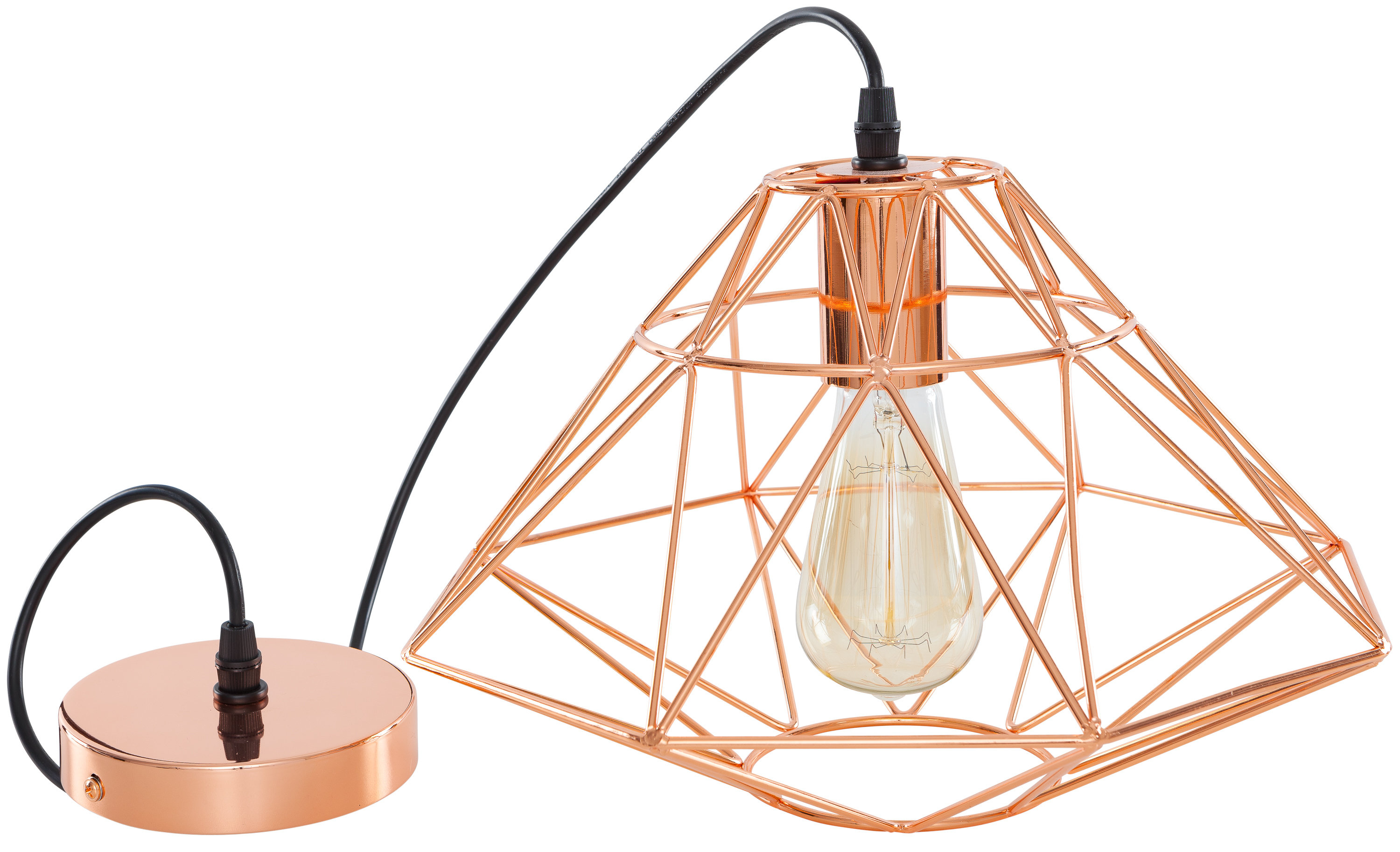 Modern & Contemporary Mara 1 Light Geometric Pendant | Allmodern with Melora 1-Light Single Geometric Pendants (Image 23 of 30)