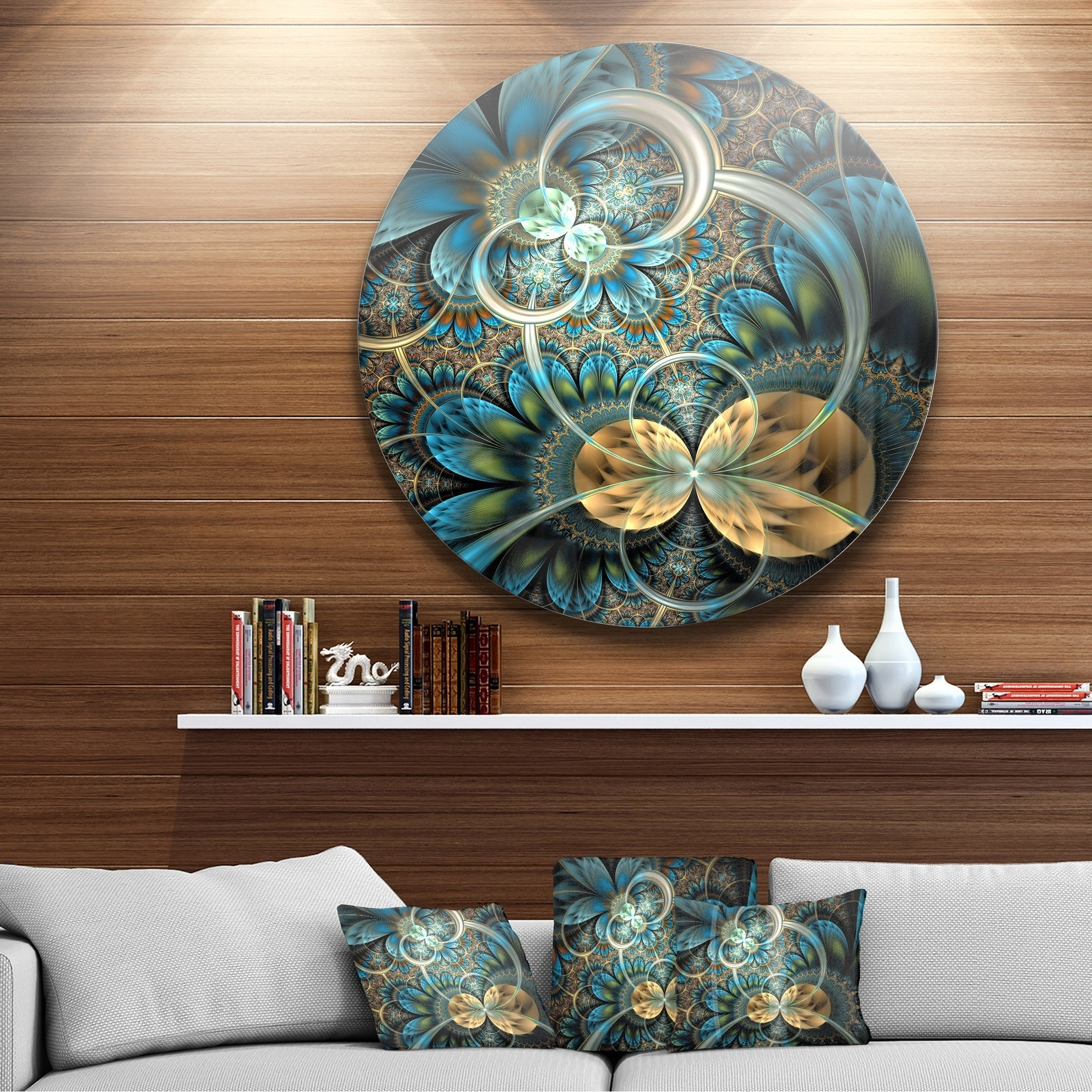 Modern & Contemporary Metal Art | Find Great Art Gallery With Regard To Contemporary Abstract Round Wall Decor (View 18 of 30)