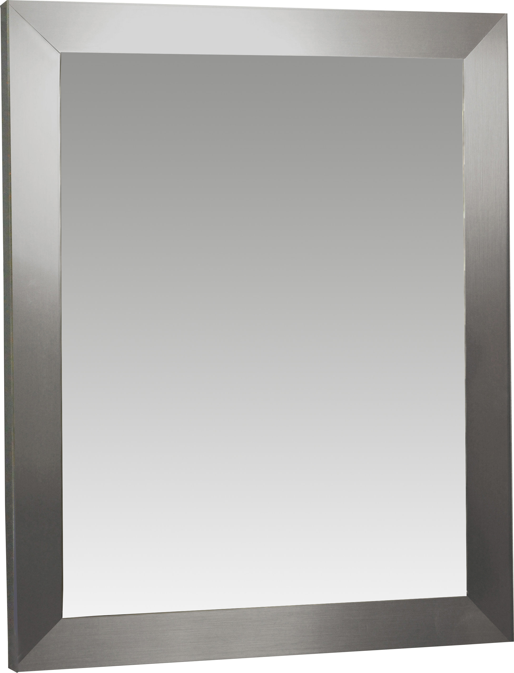 Modern & Contemporary Modern Wall Mirror | Allmodern inside Colton Modern & Contemporary Wall Mirrors (Image 26 of 30)