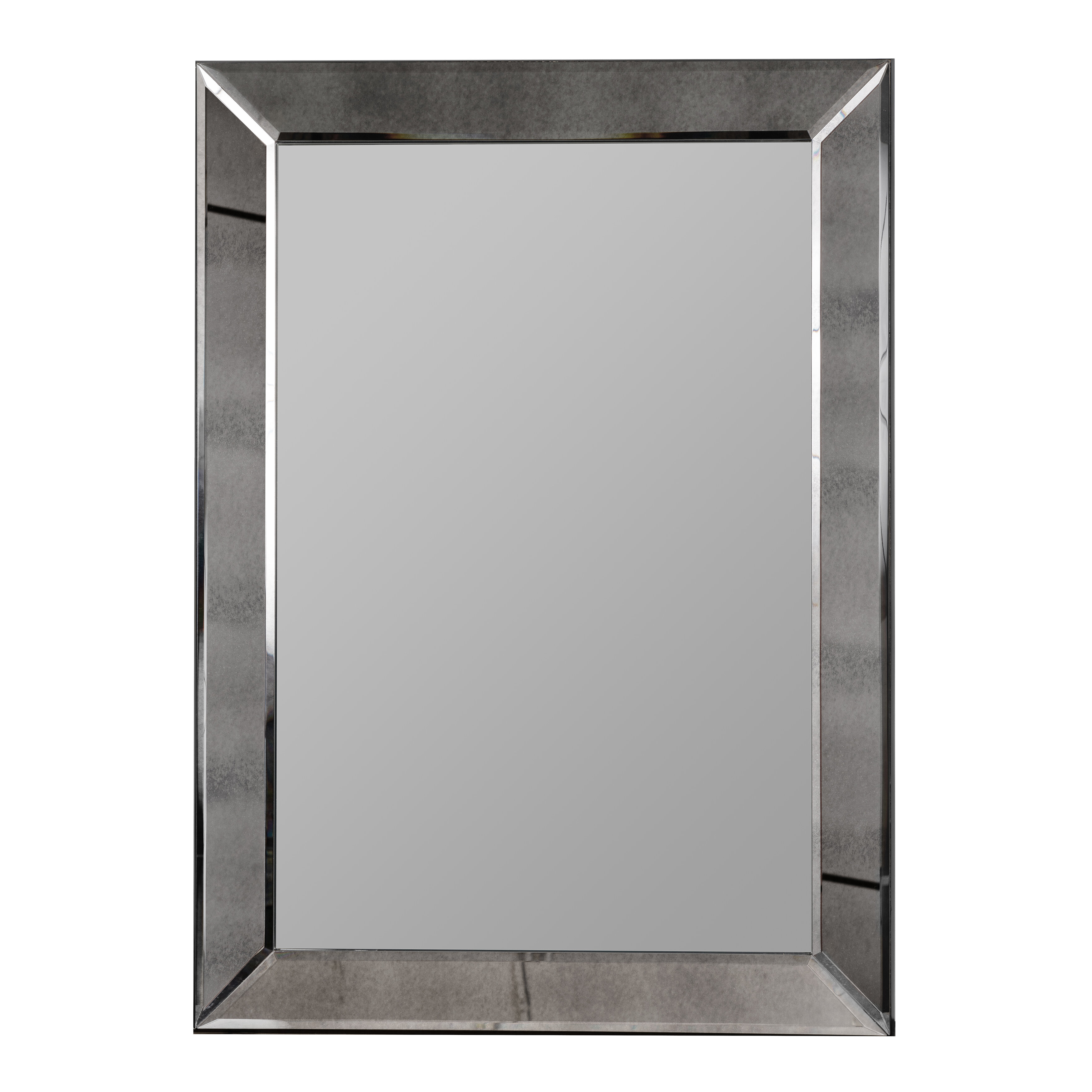 Modern & Contemporary Oval Powder Room Mirrors   Allmodern Pertaining To Kayden Accent Mirrors (View 25 of 30)