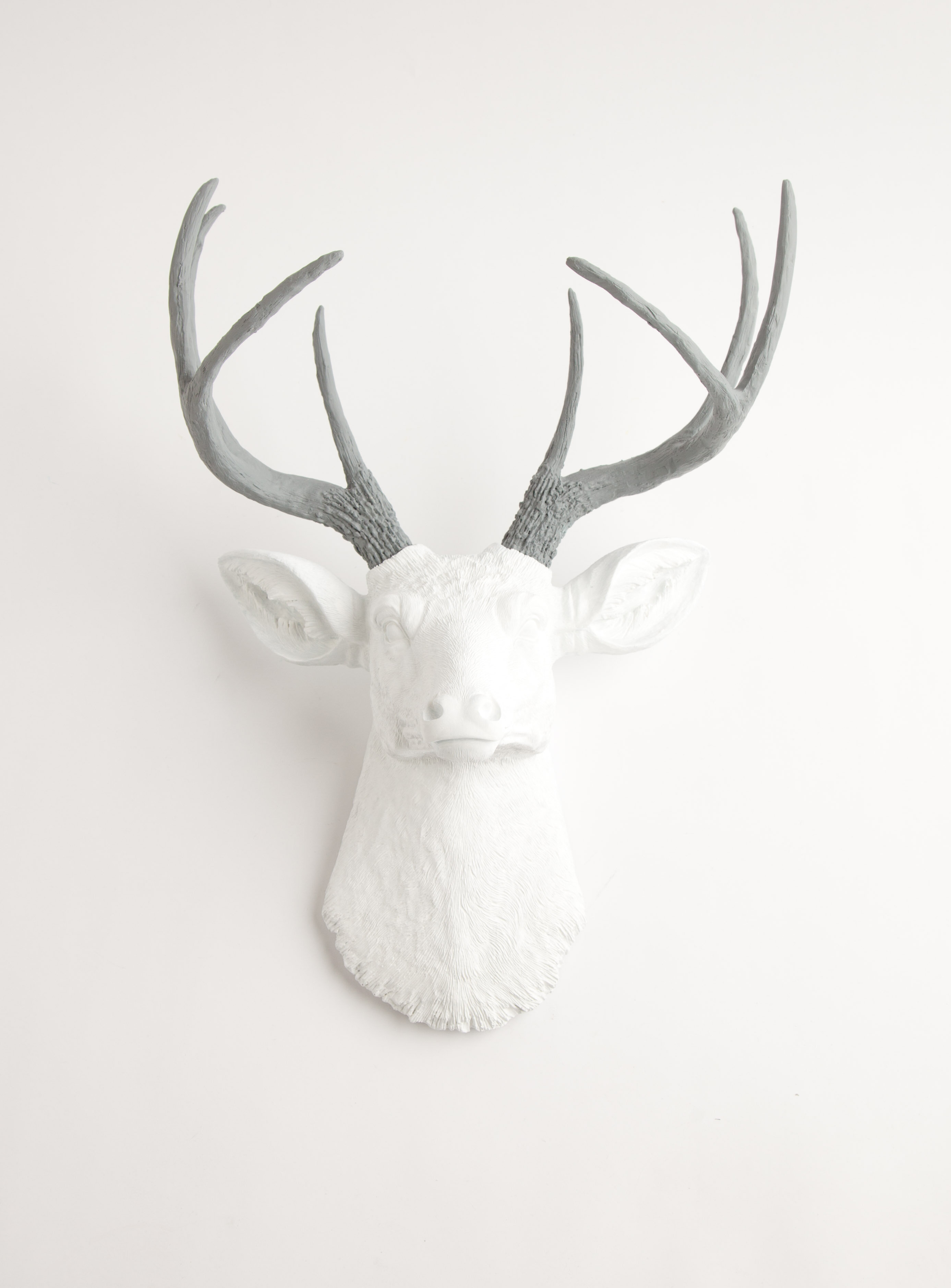 Modern Deer Wall Décor Pertaining To Highlands Ranch The Templeton Wall Decor (View 27 of 30)